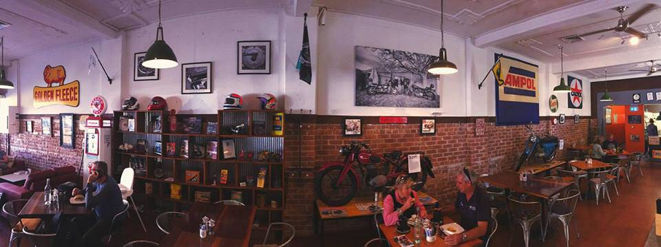Roadies Cafe - Tourism Adelaide
