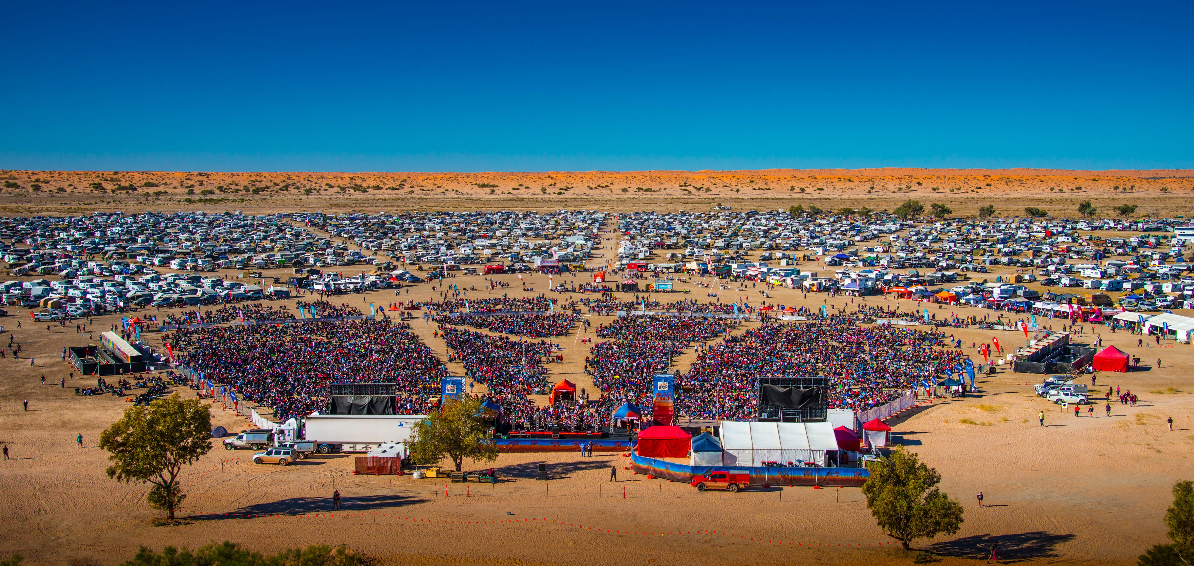 Birdsville Big Red Bash - Tourism Adelaide