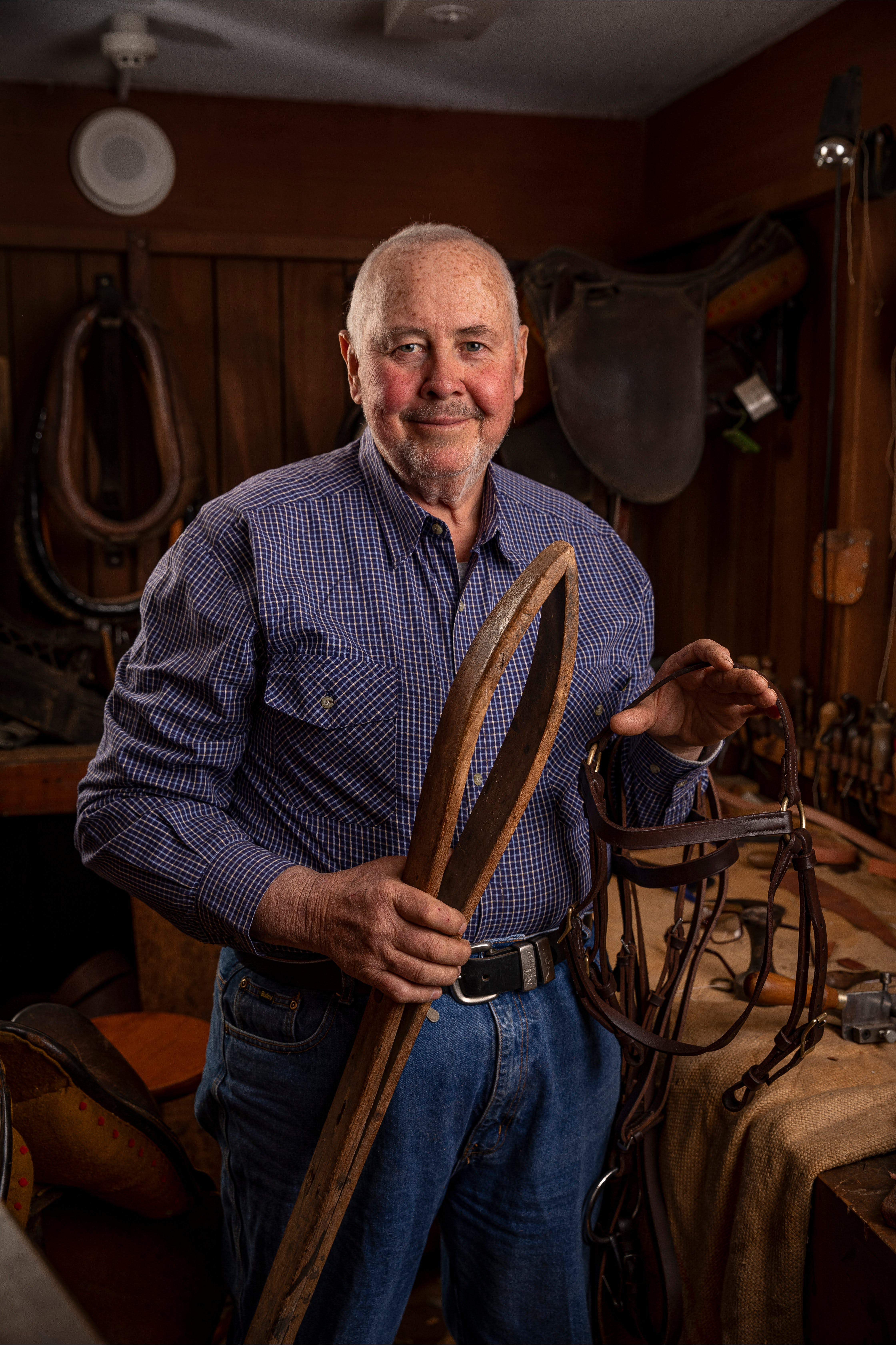 Bridle Making Workshop - Tourism Adelaide