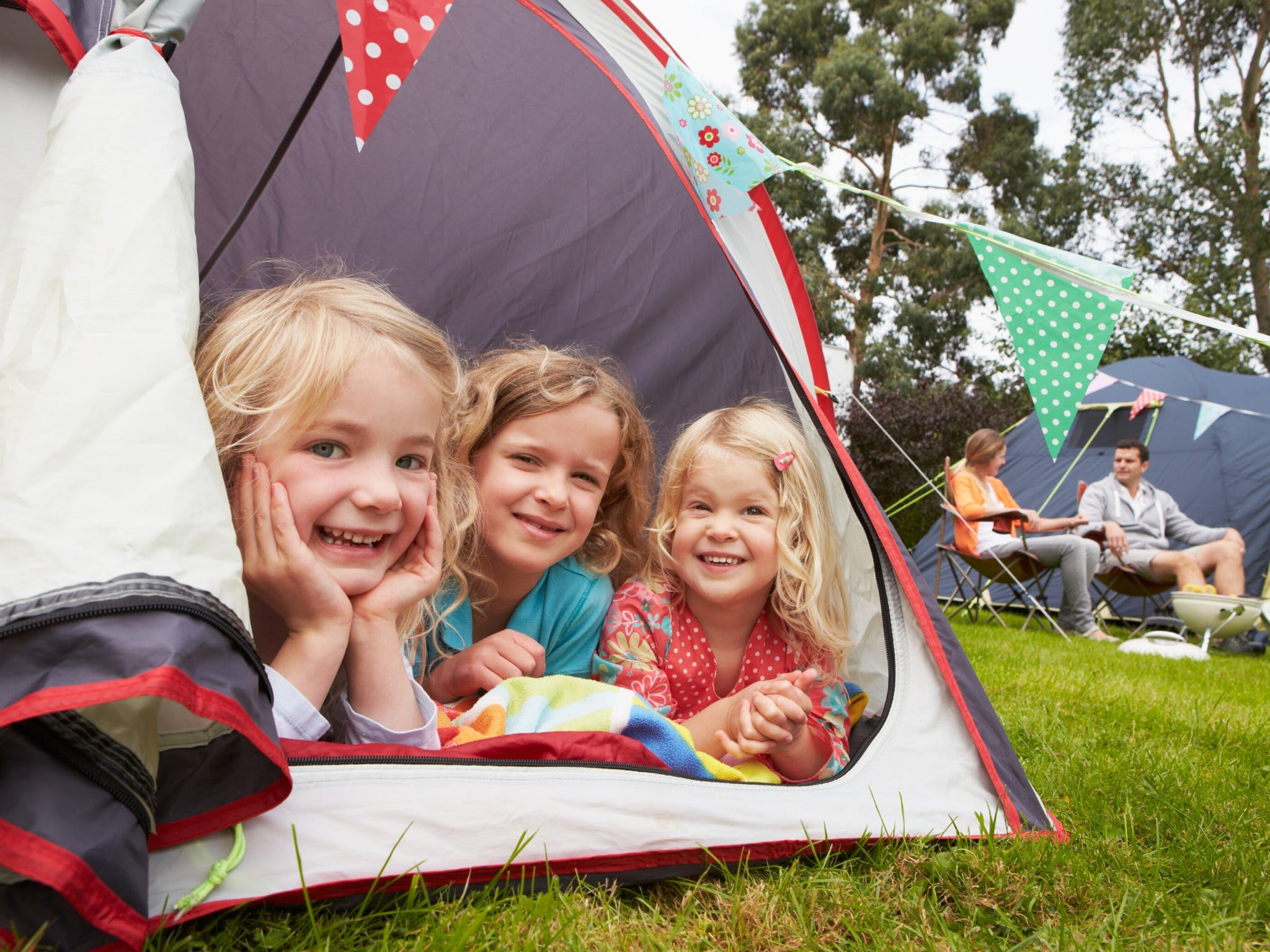 Camp Out In Town - Tourism Adelaide