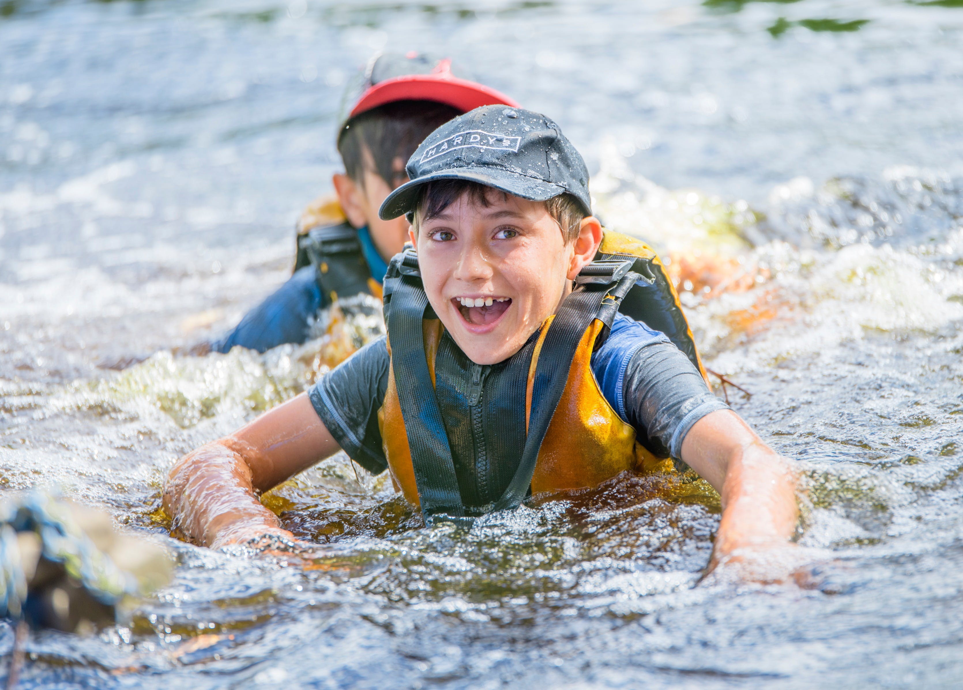 Cave Hill Creek Summer Camp - Tourism Adelaide