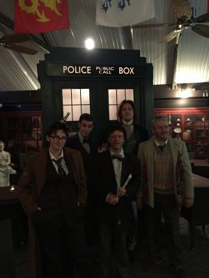 Dr Who Quiz Night - Tourism Adelaide