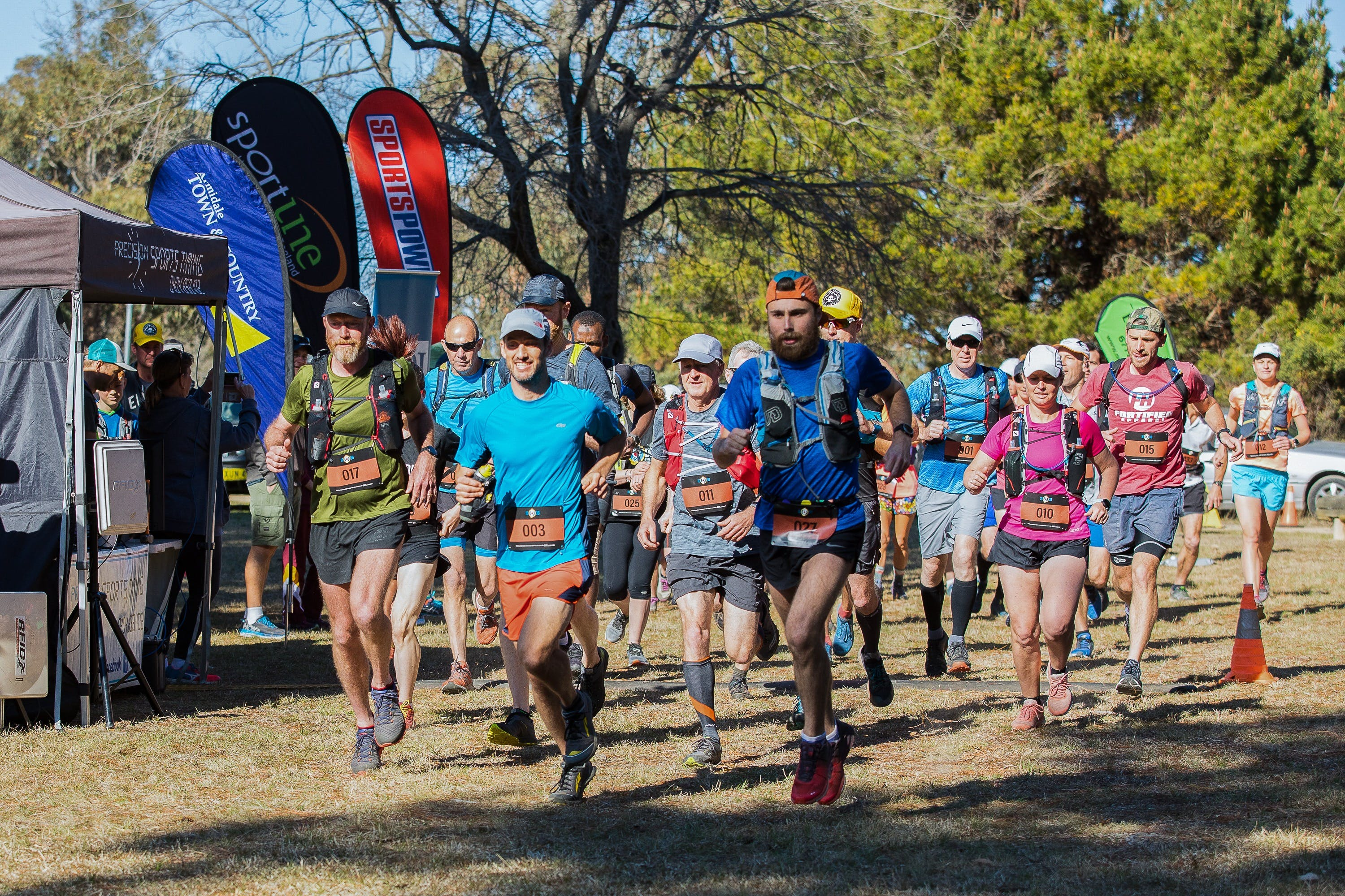 Duval Dam Buster Trail Run - Tourism Adelaide