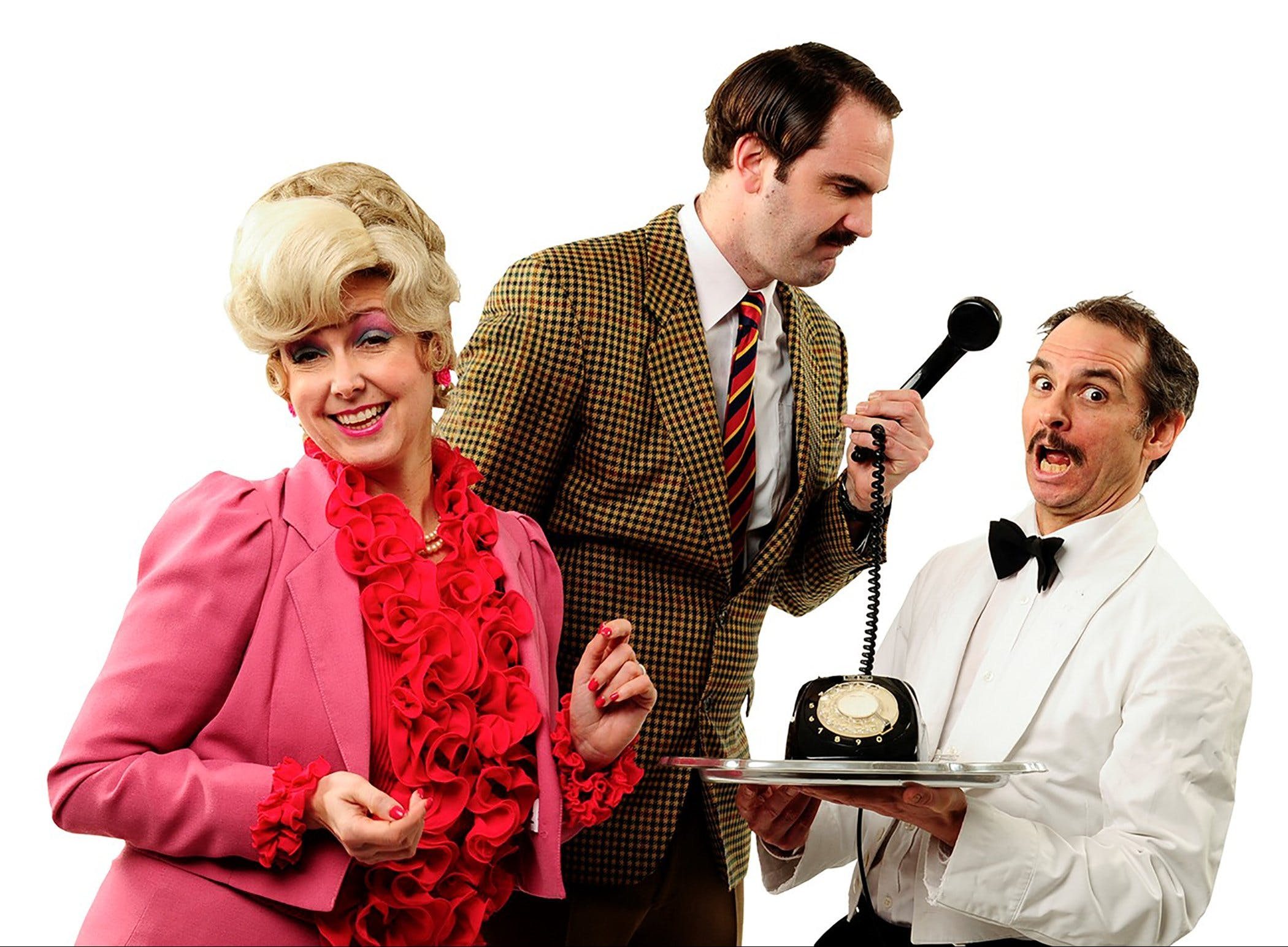 Faulty Towers - The Dining Experience at CountryPlace Hotel - Tourism Adelaide