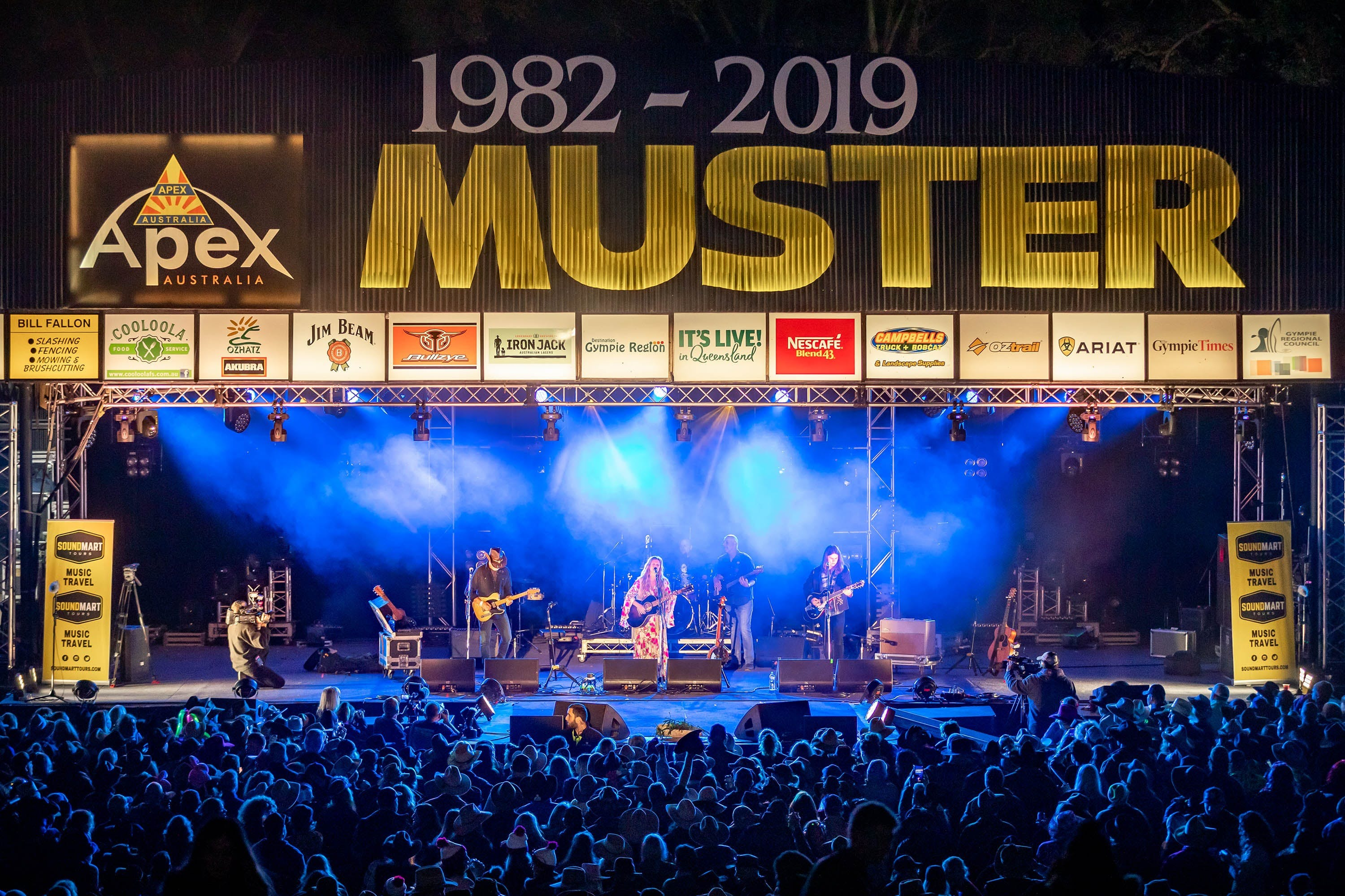 Gympie Music Muster - Tourism Adelaide