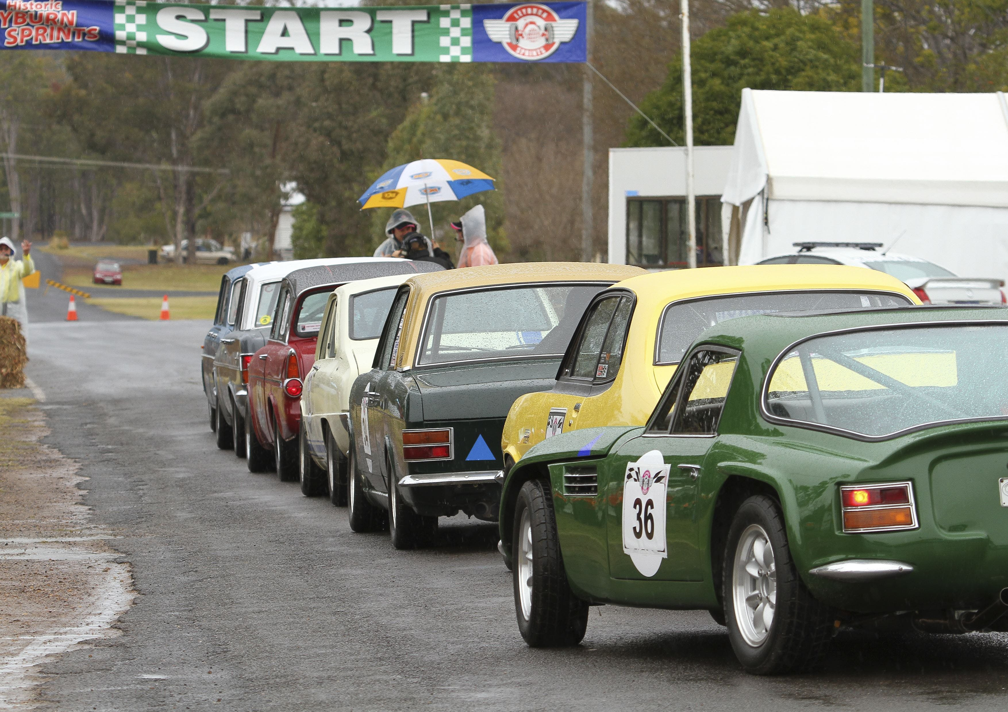 Historic Leyburn Sprints - Tourism Adelaide