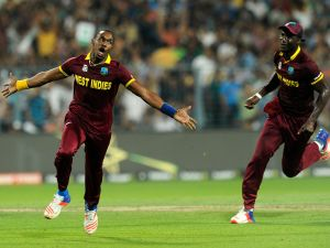 ICC Men's T20 World Cup - West Indies v Qualifier B2 - Tourism Adelaide
