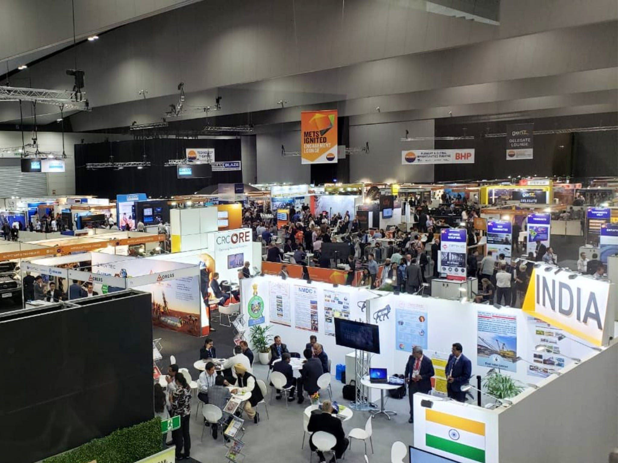International Mining and Resources Conference IMARC - Tourism Adelaide