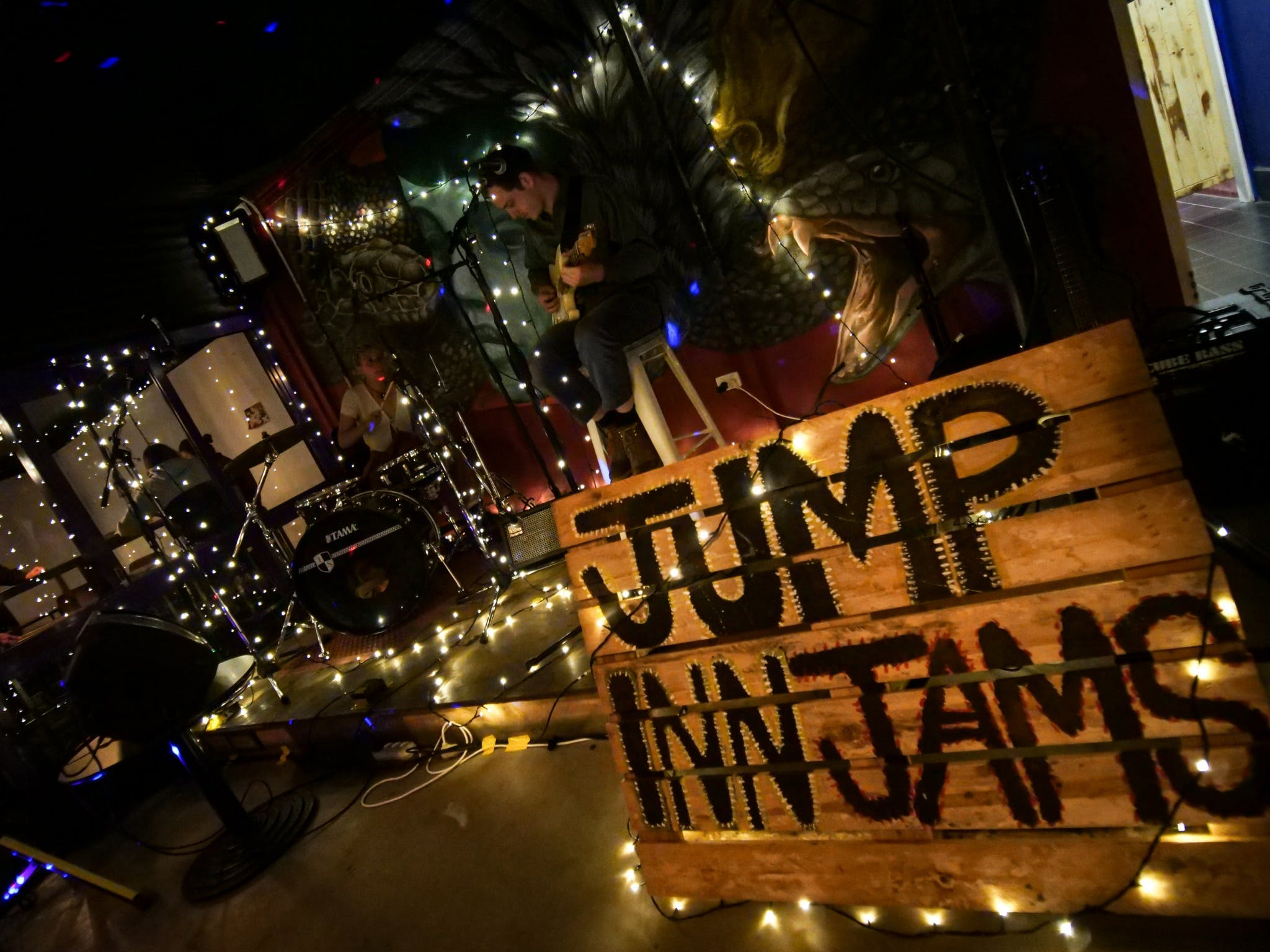 Jump Inn Jam Sessions - Tourism Adelaide