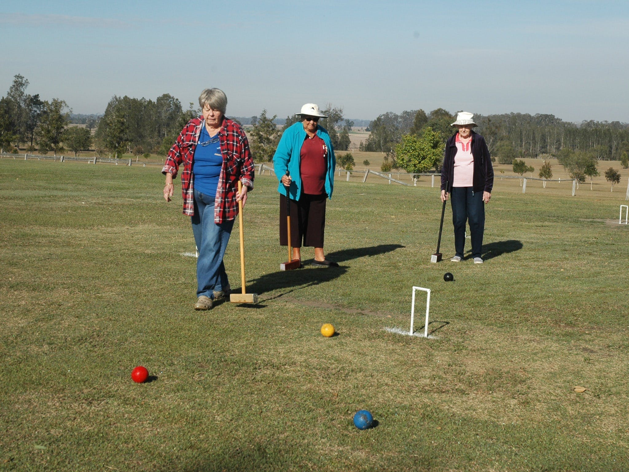 Lawrence Croquet Club - Tourism Adelaide
