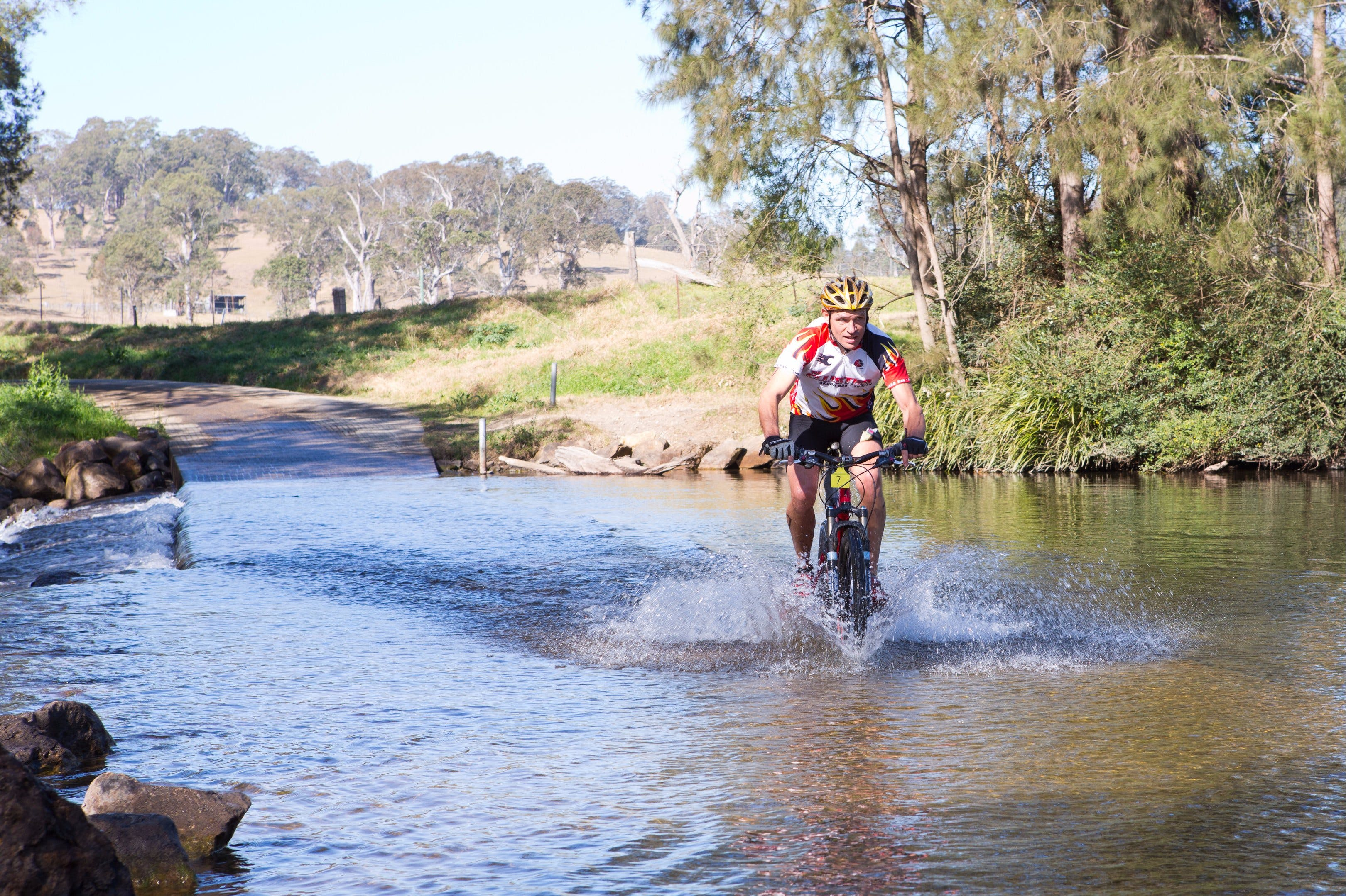 Mountain Man Tri Challenge - Tourism Adelaide