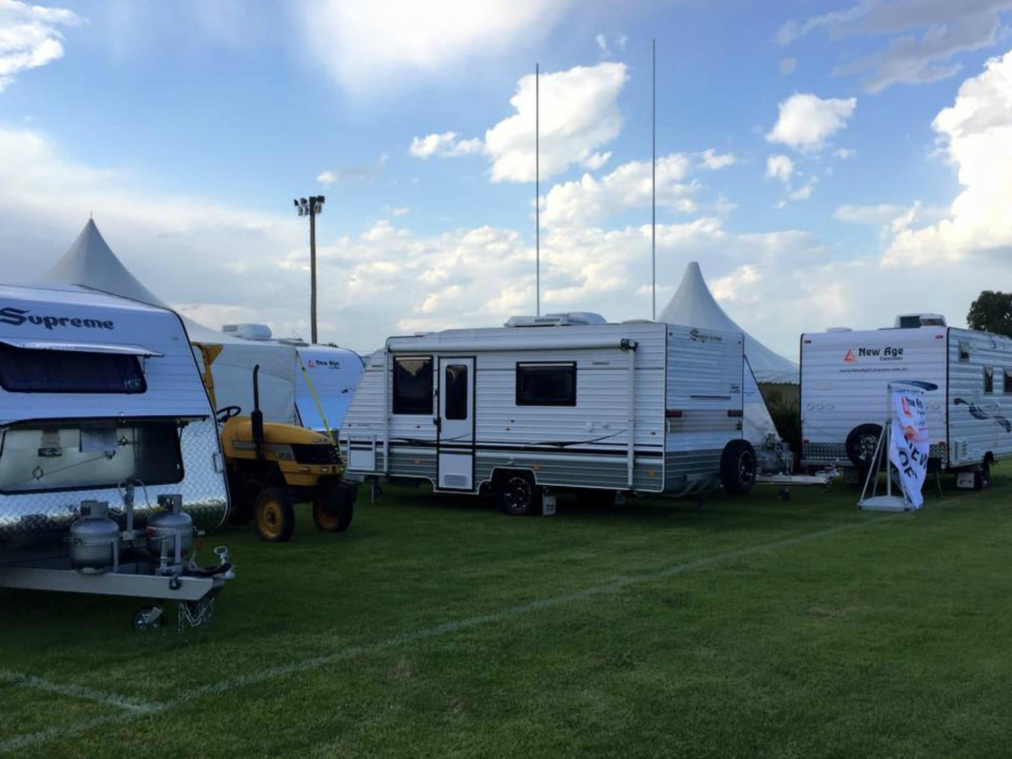 Northern Inland 4x4 Fishing Caravan and Camping Expo - Tourism Adelaide