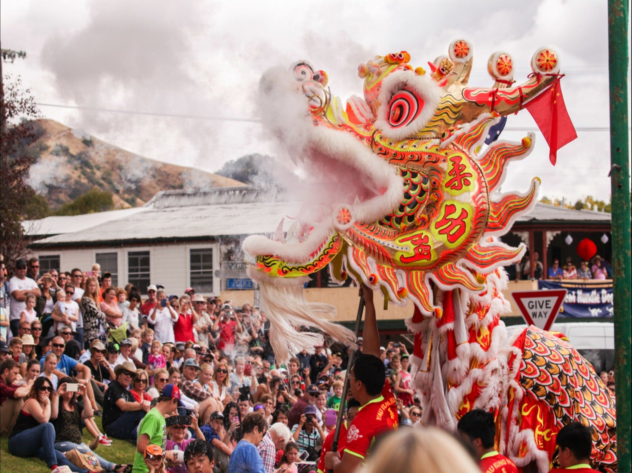 Nundle Go For Gold Chinese Easter Festival - Tourism Adelaide
