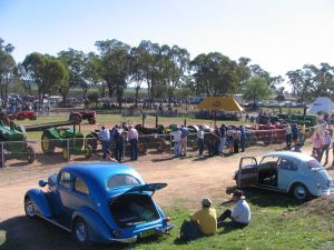 Quirindi Rural Heritage Village - Vintage Machinery and Miniature Railway Rally and Swap Meet - Tourism Adelaide