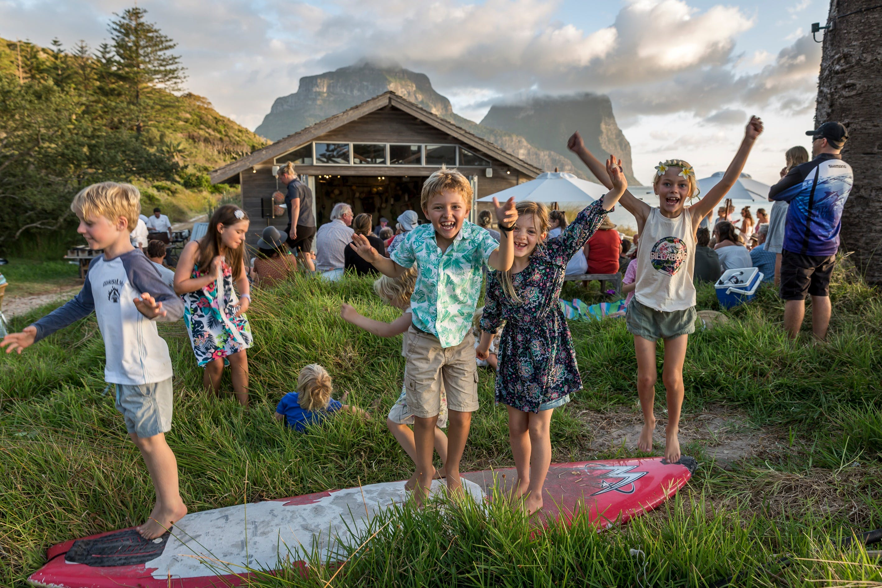 Spring Festival of Lord Howe Island - Tourism Adelaide