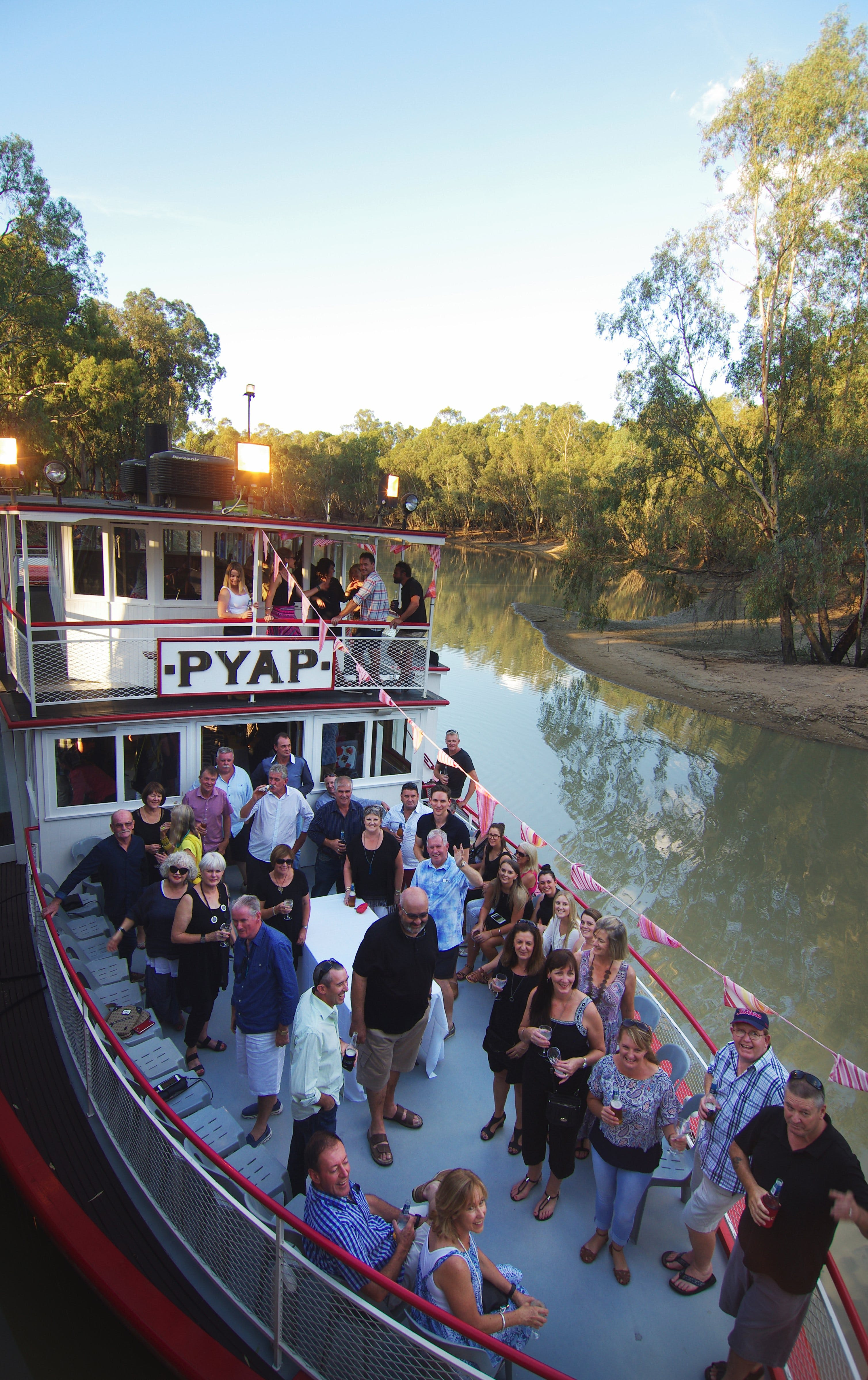 Swan Hill Region Food and Wine Festival Cruise - Tourism Adelaide