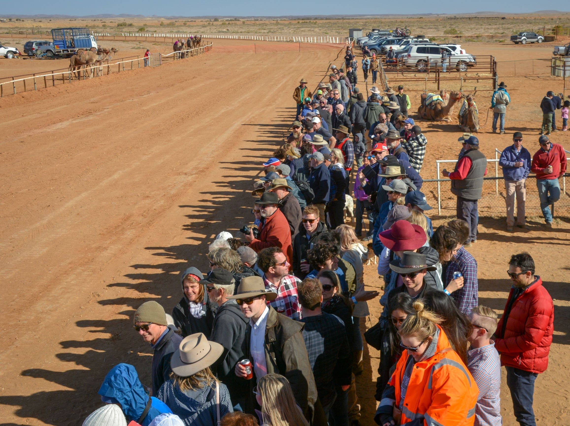 28th Marree Australasian CAMEL CUP 3 July 2021 - Tourism Adelaide