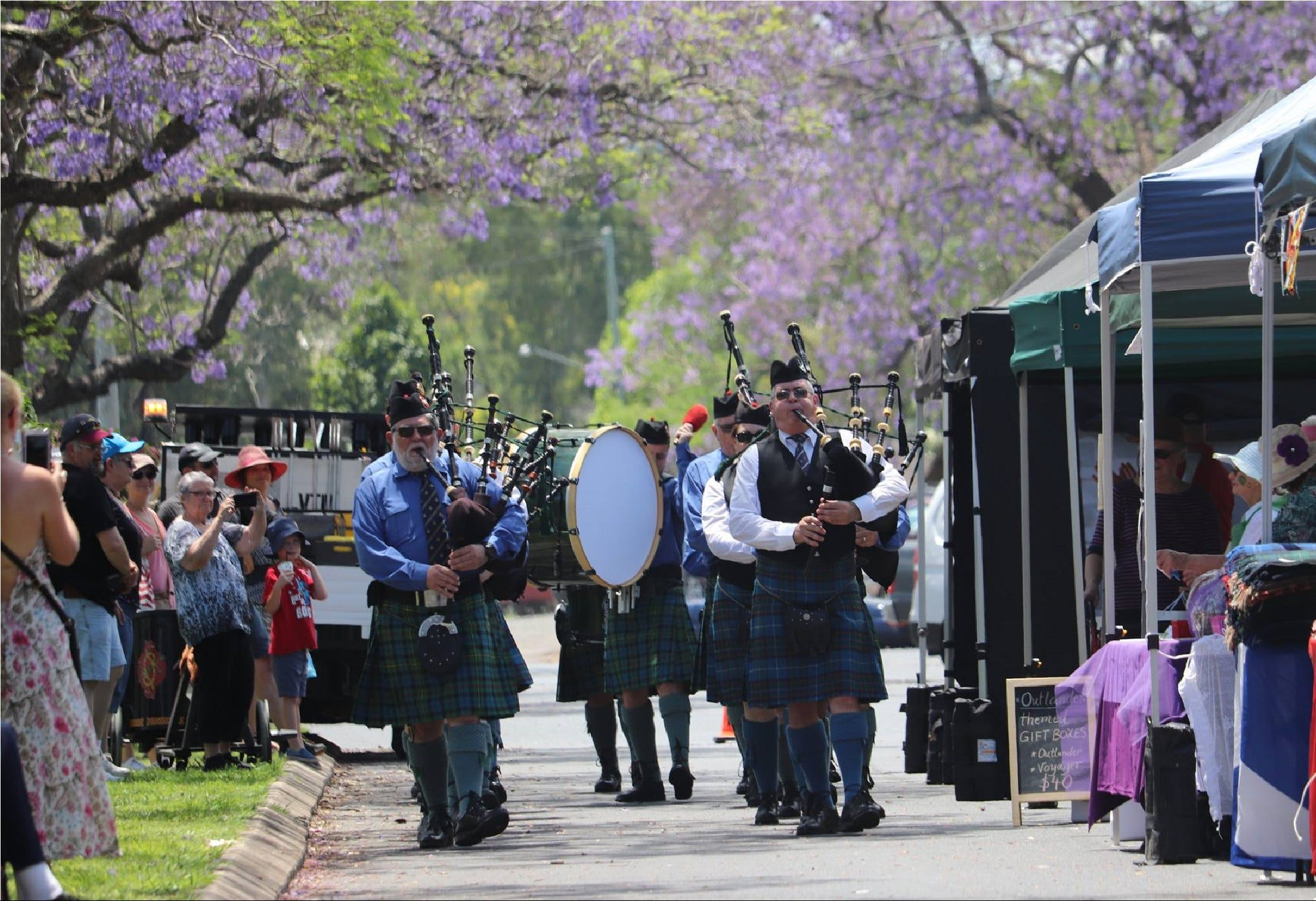 Celtic Festival of Queensland - Tourism Adelaide