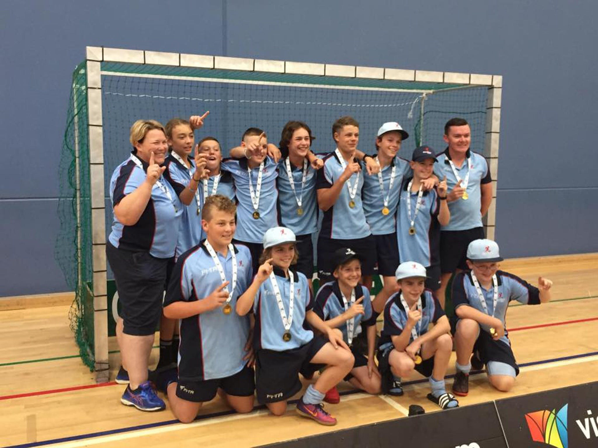 Hockey NSW Indoor State Championship  Under 18 Boys - Tourism Adelaide