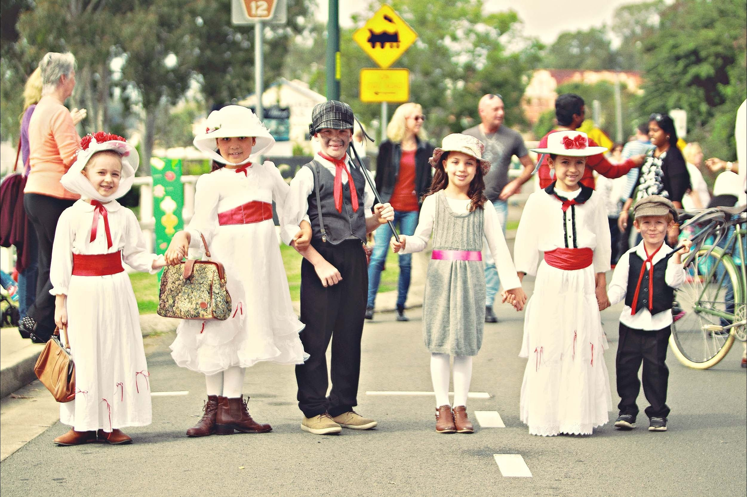 Mary Poppins Festival - Tourism Adelaide