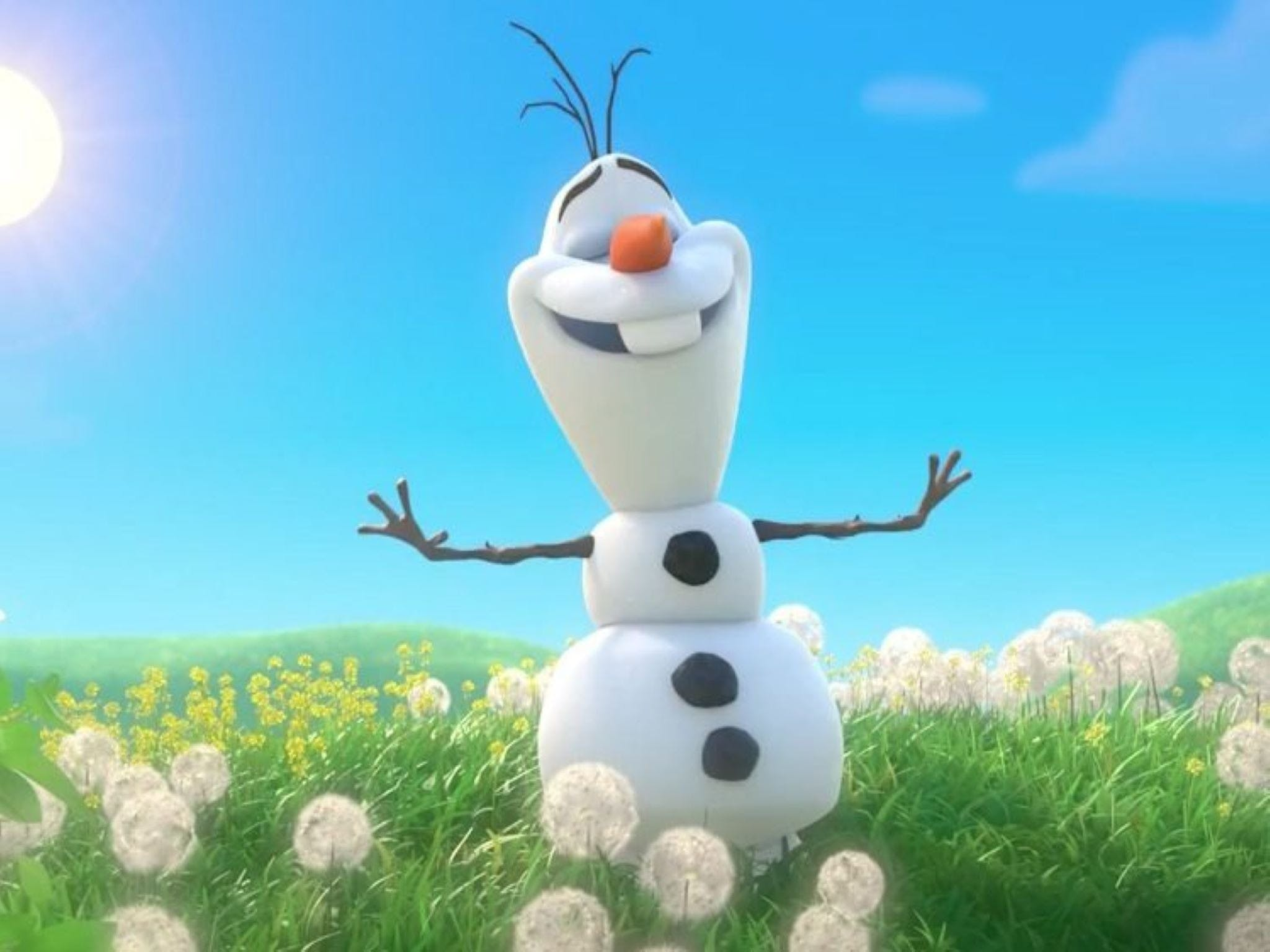 Meet Olaf from Frozen - Tourism Adelaide
