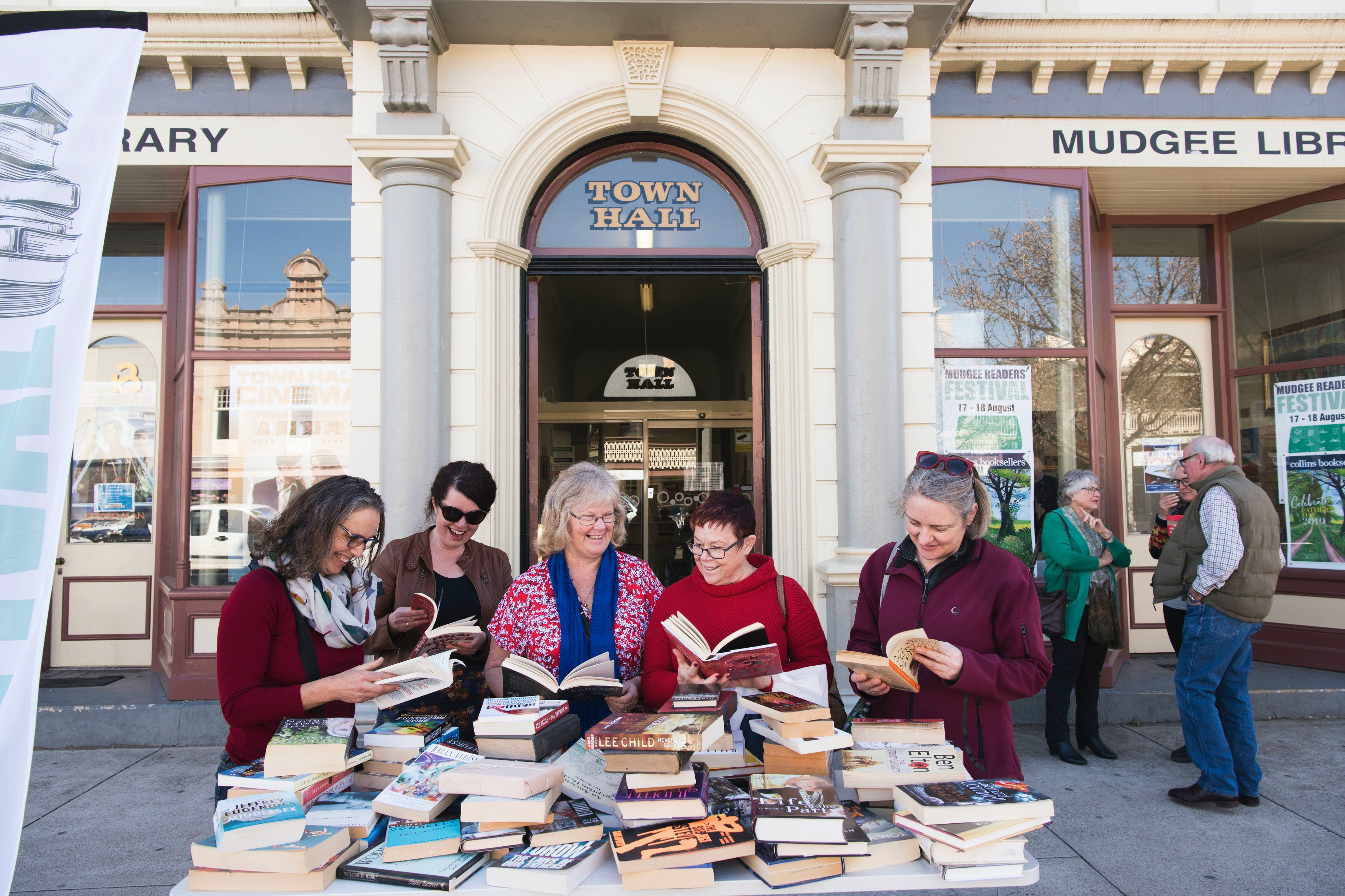 Mudgee Readers' Festival - Tourism Adelaide