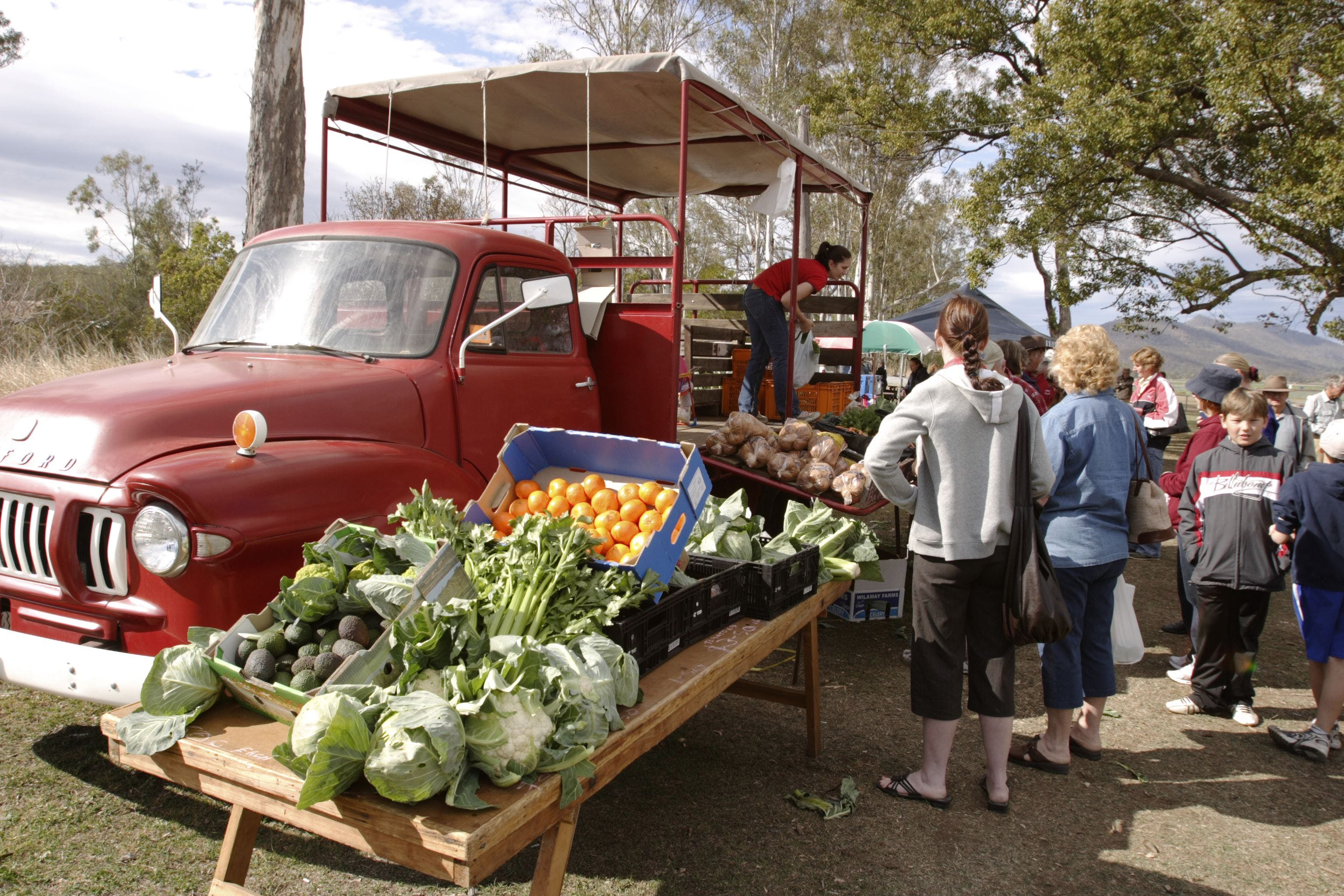 Murphys Creek Markets - Tourism Adelaide