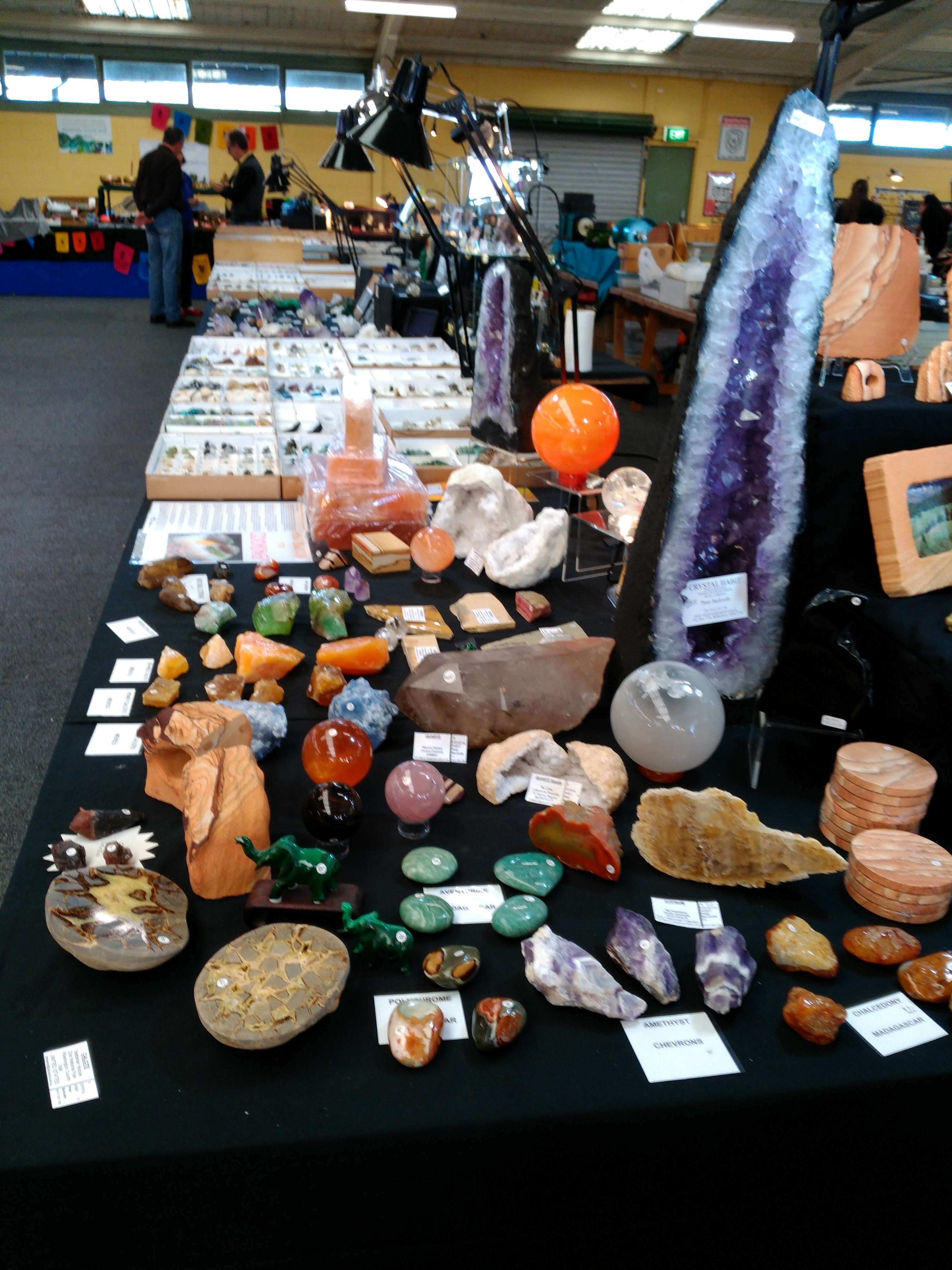 National Gem And Crystal Expo - Tourism Adelaide
