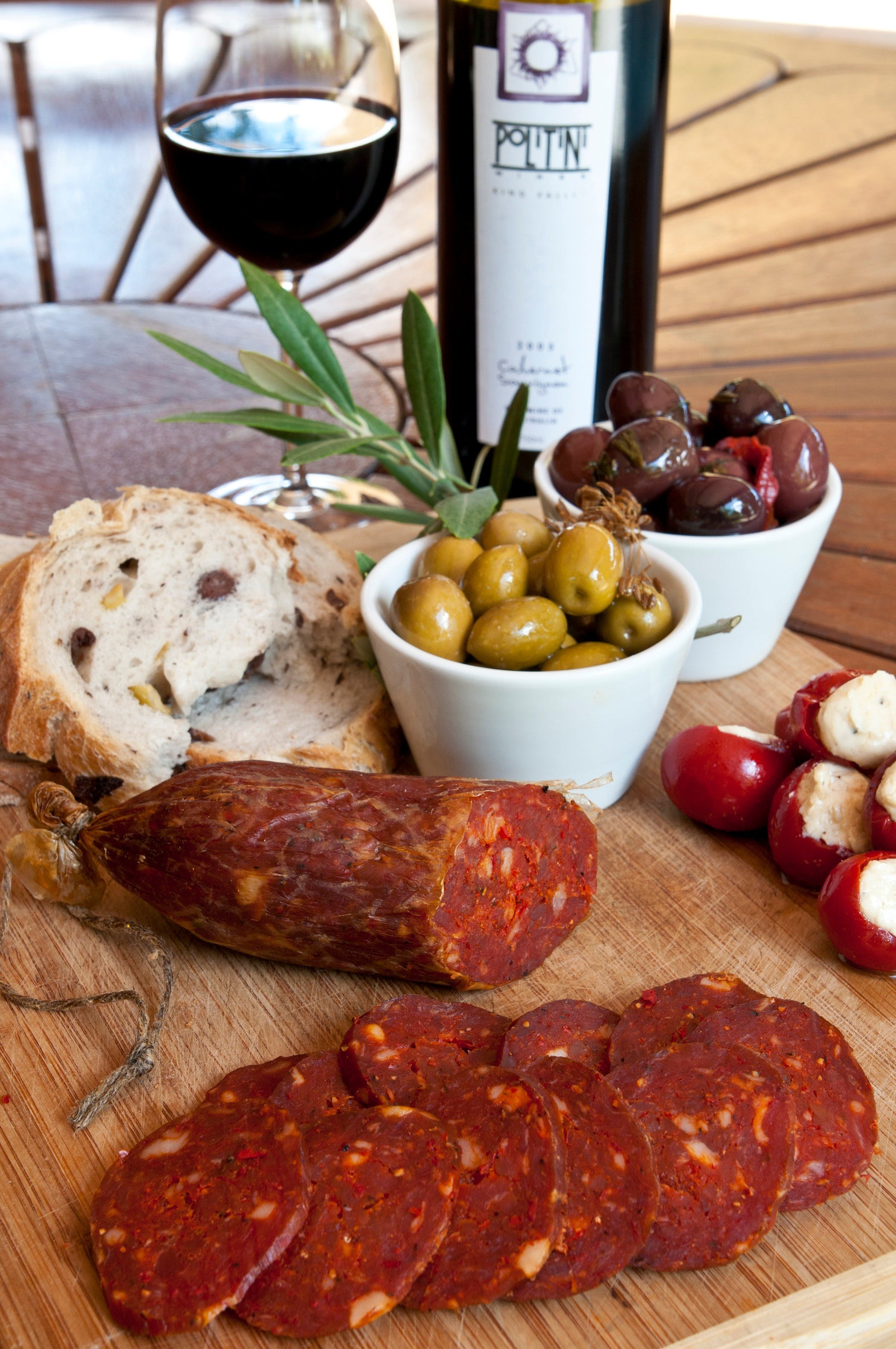 Salami and Salsicce Making classes at Politini Wines - Tourism Adelaide