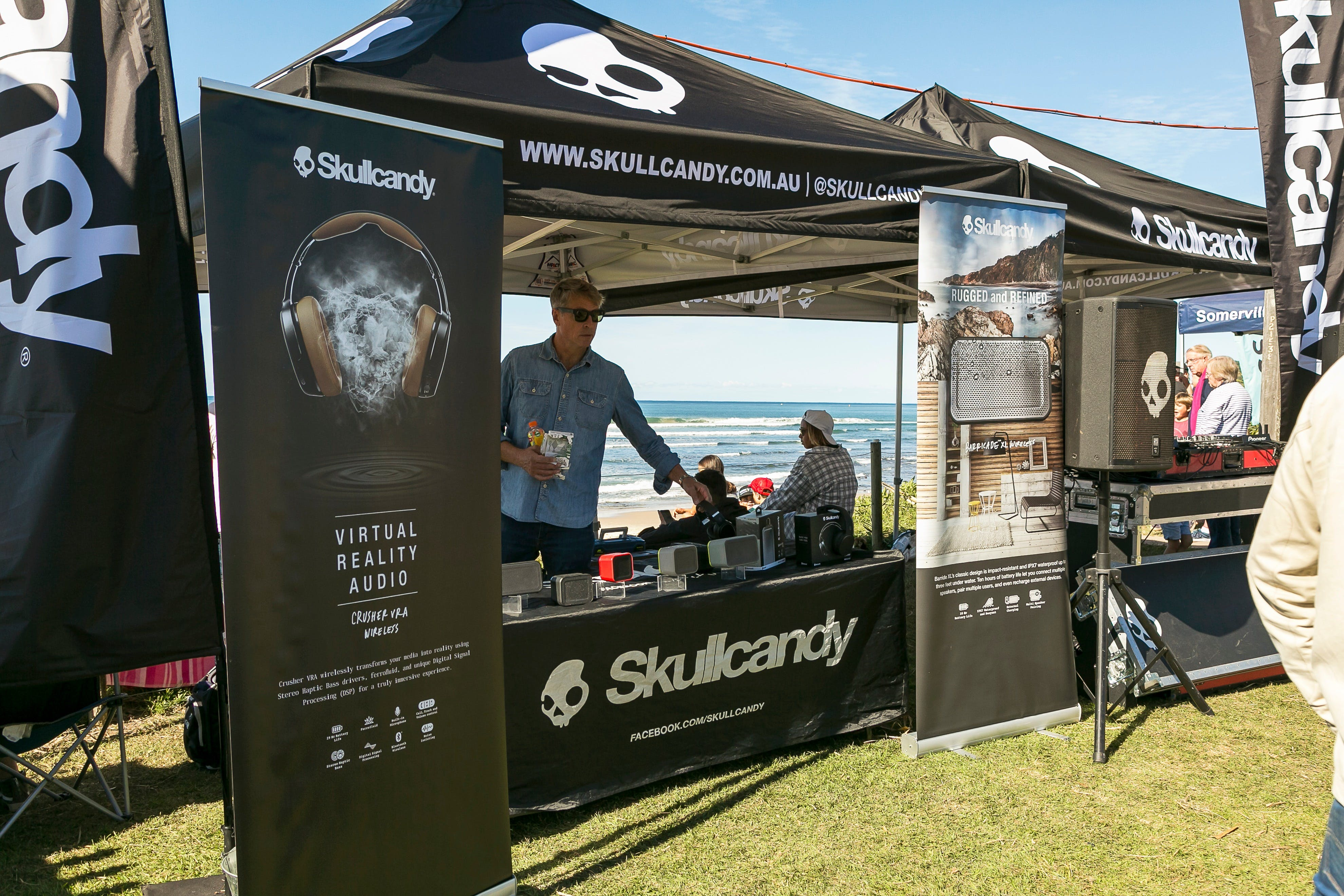 Skullcandy Oz Grom Open - Tourism Adelaide