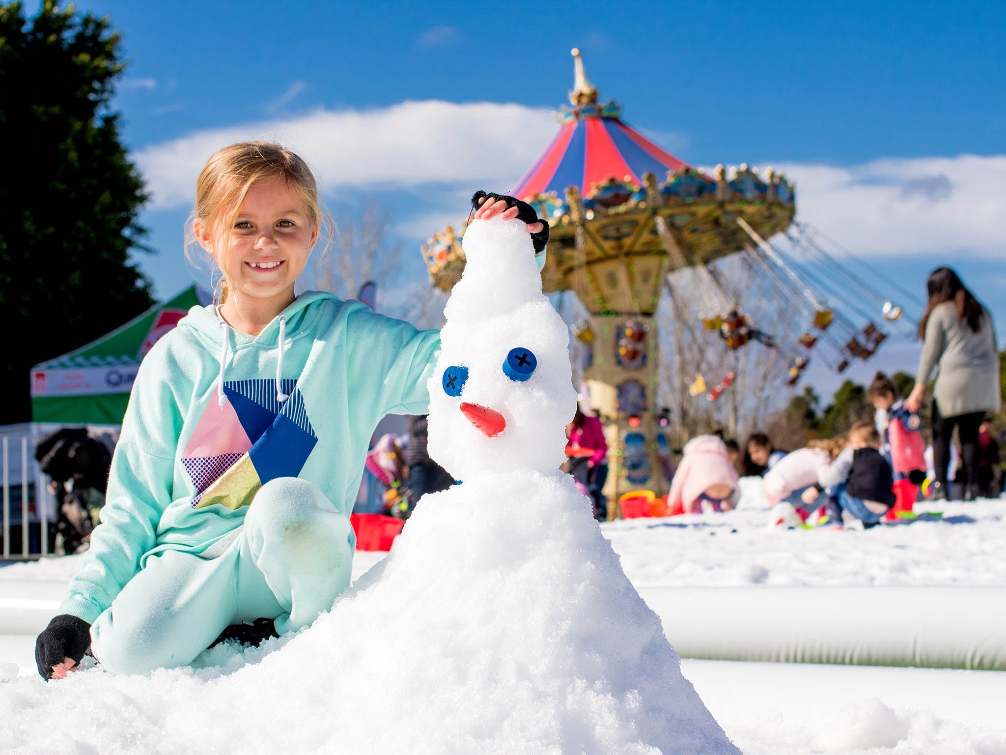Snow Time in the Garden - Hunter Valley Gardens - Cancelled - Tourism Adelaide
