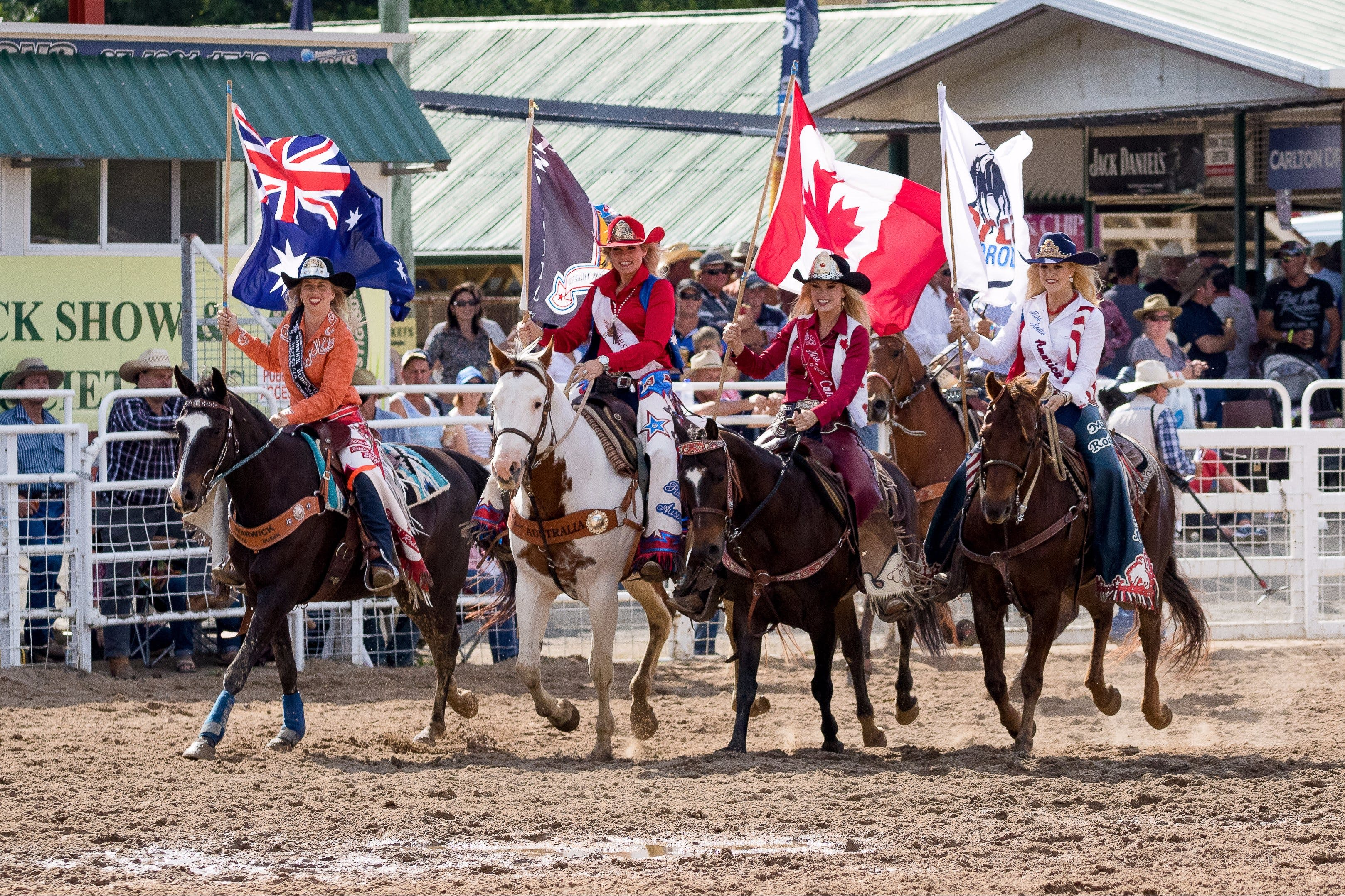 Warwick Rodeo National APRA National Finals and Warwick Gold Cup Campdraft - Tourism Adelaide