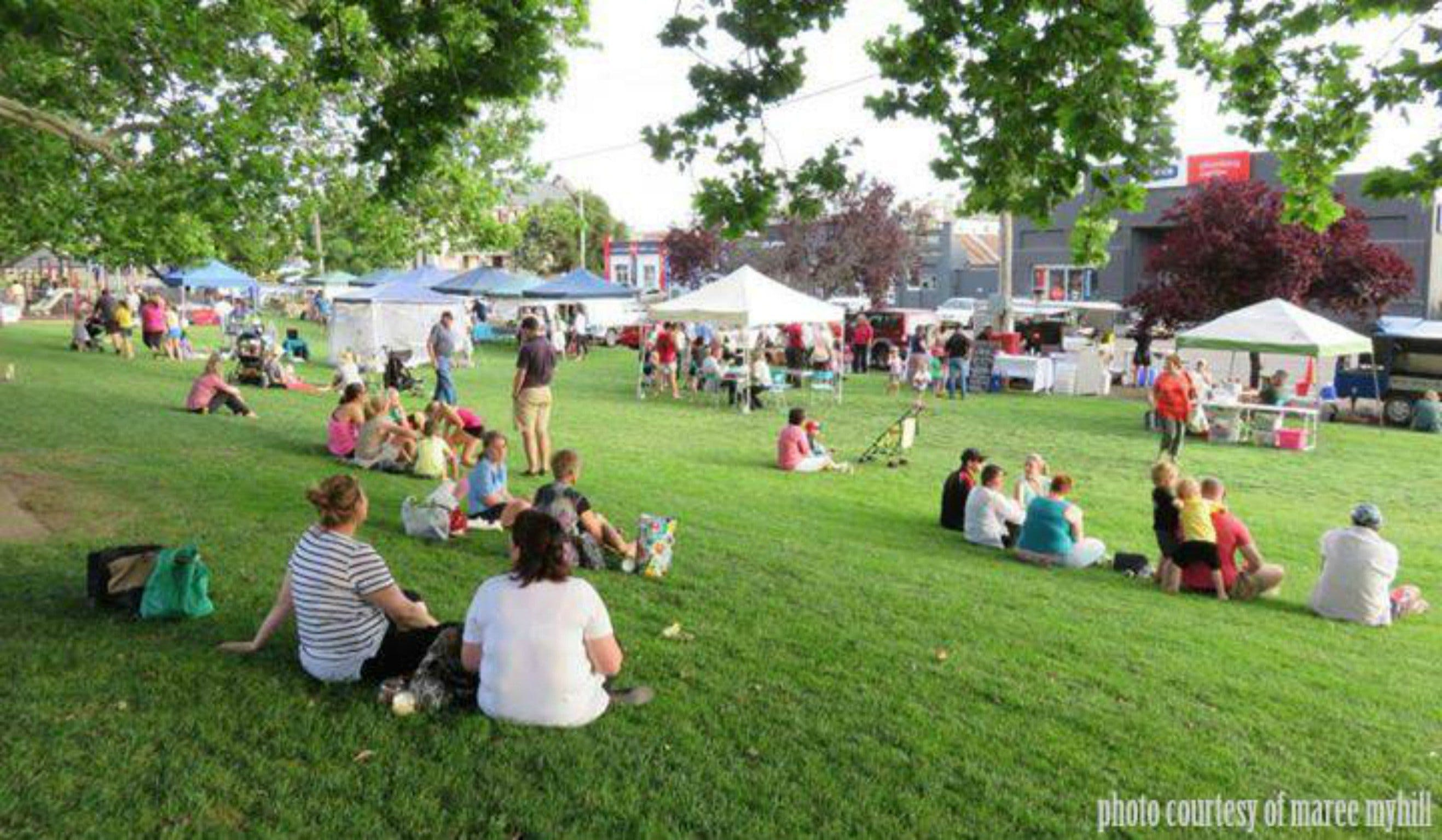 Young and Region Farmers Markets - Tourism Adelaide