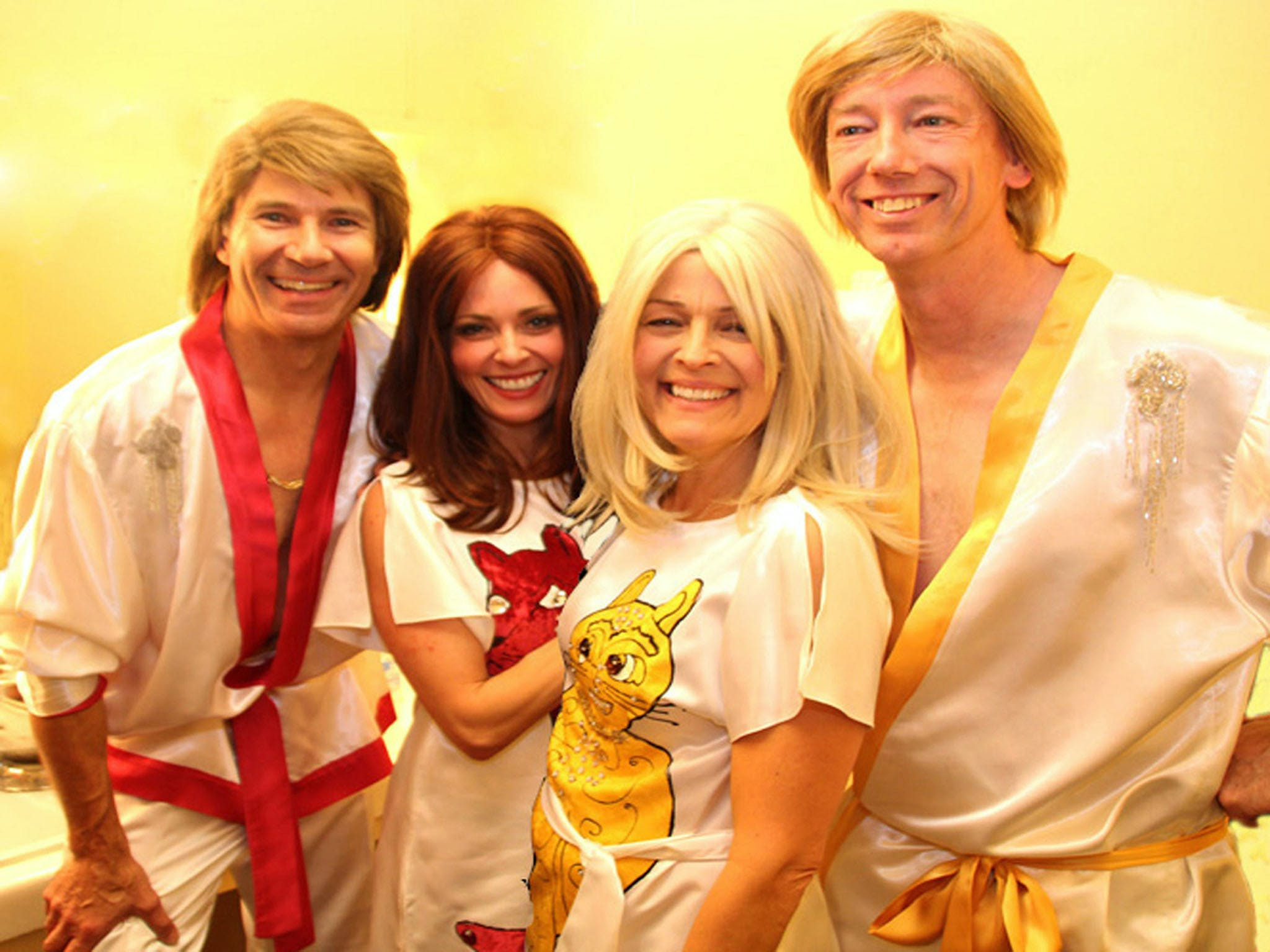 ABBA Gold Tribute Show - Tourism Adelaide