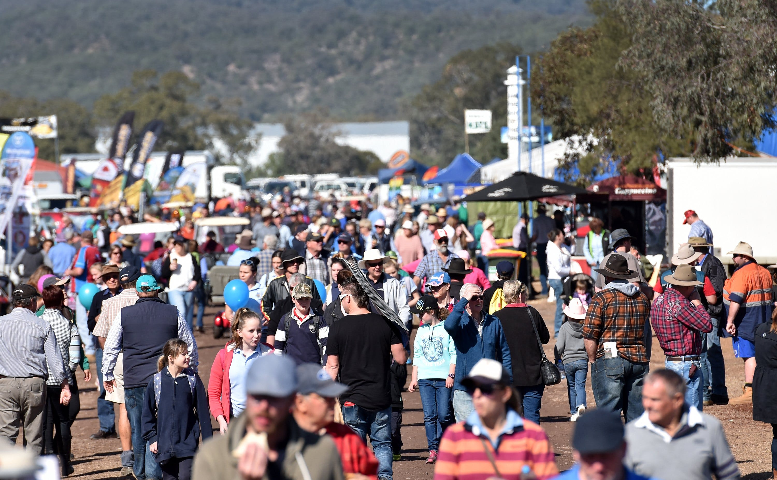 AgQuip - Tourism Adelaide