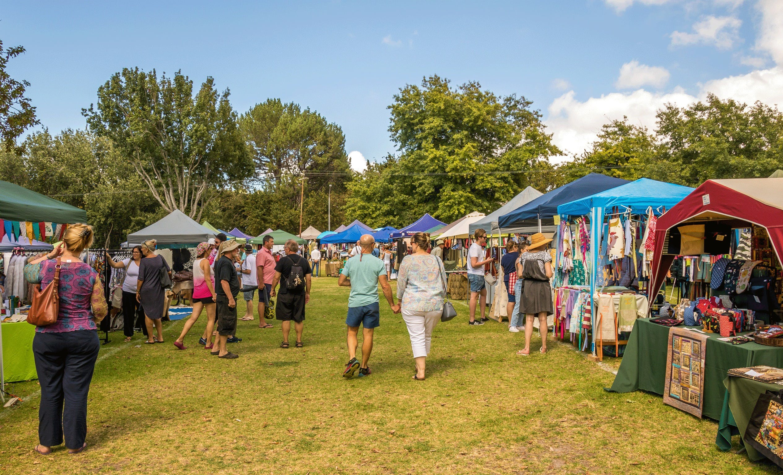 Biloela Markets in the Park - Tourism Adelaide