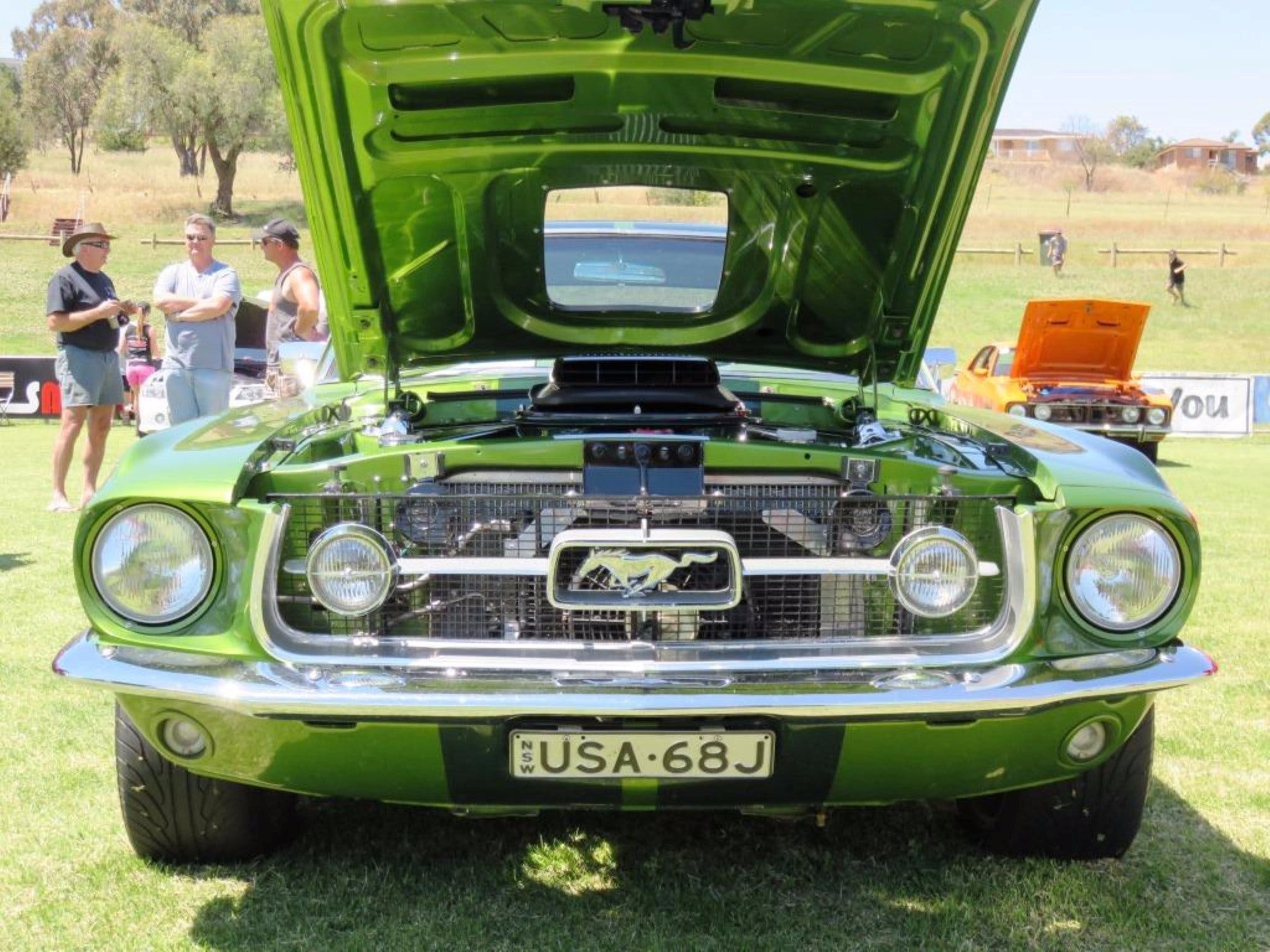 Central West Car Club Charity Show and Shine - Tourism Adelaide
