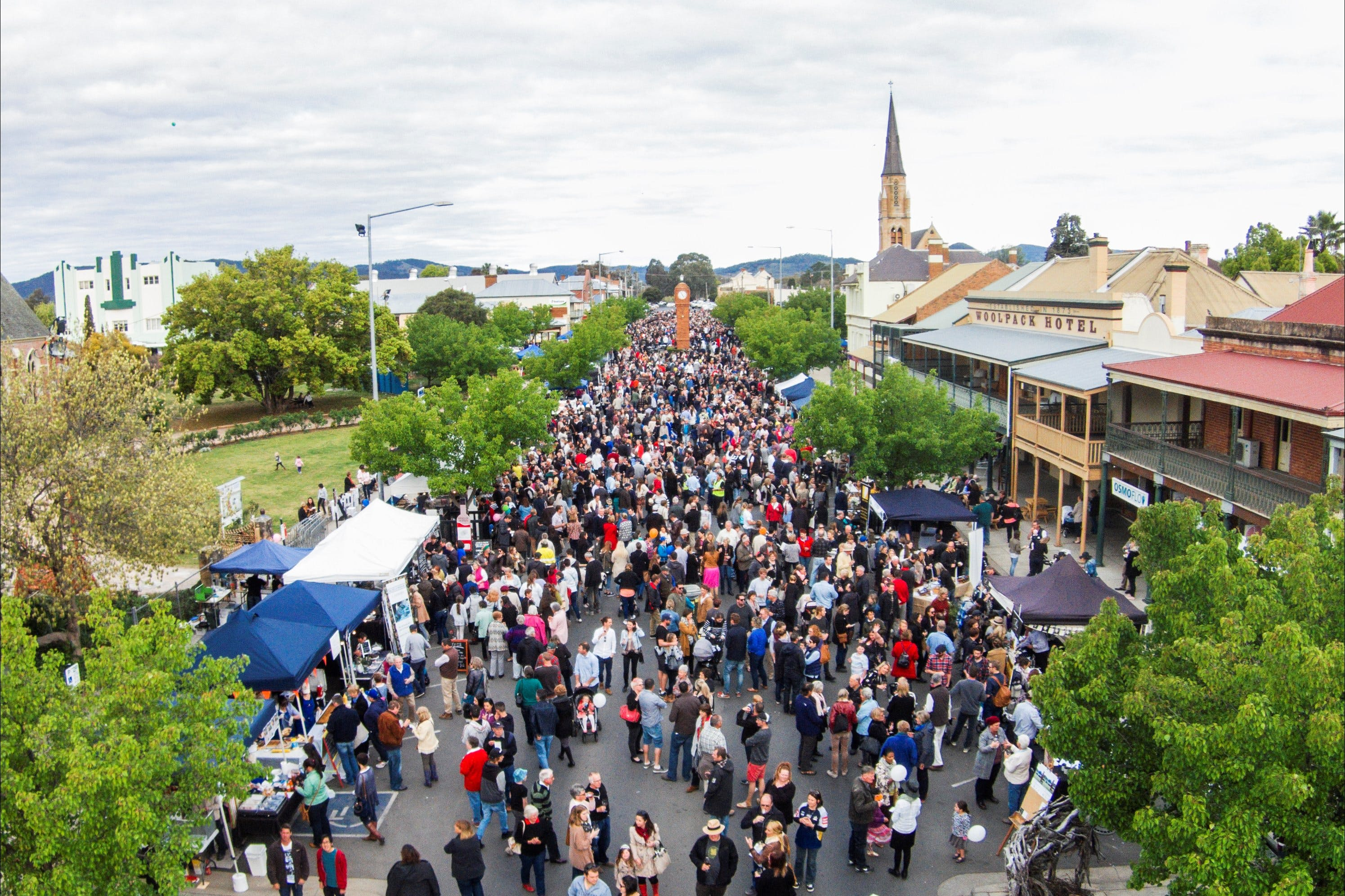 Flavours of Mudgee - Tourism Adelaide