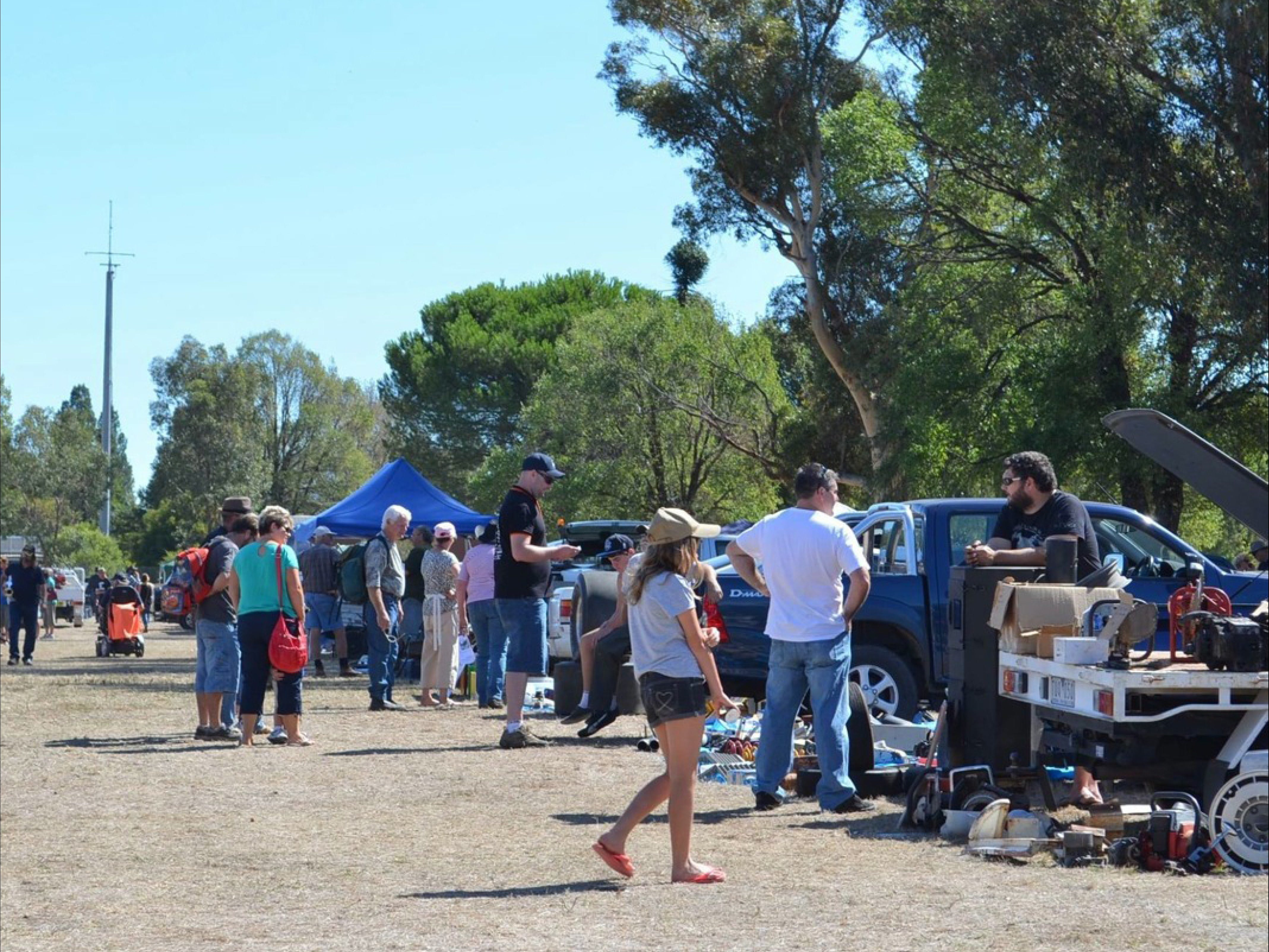 Jindera Community Garage Sale - Tourism Adelaide