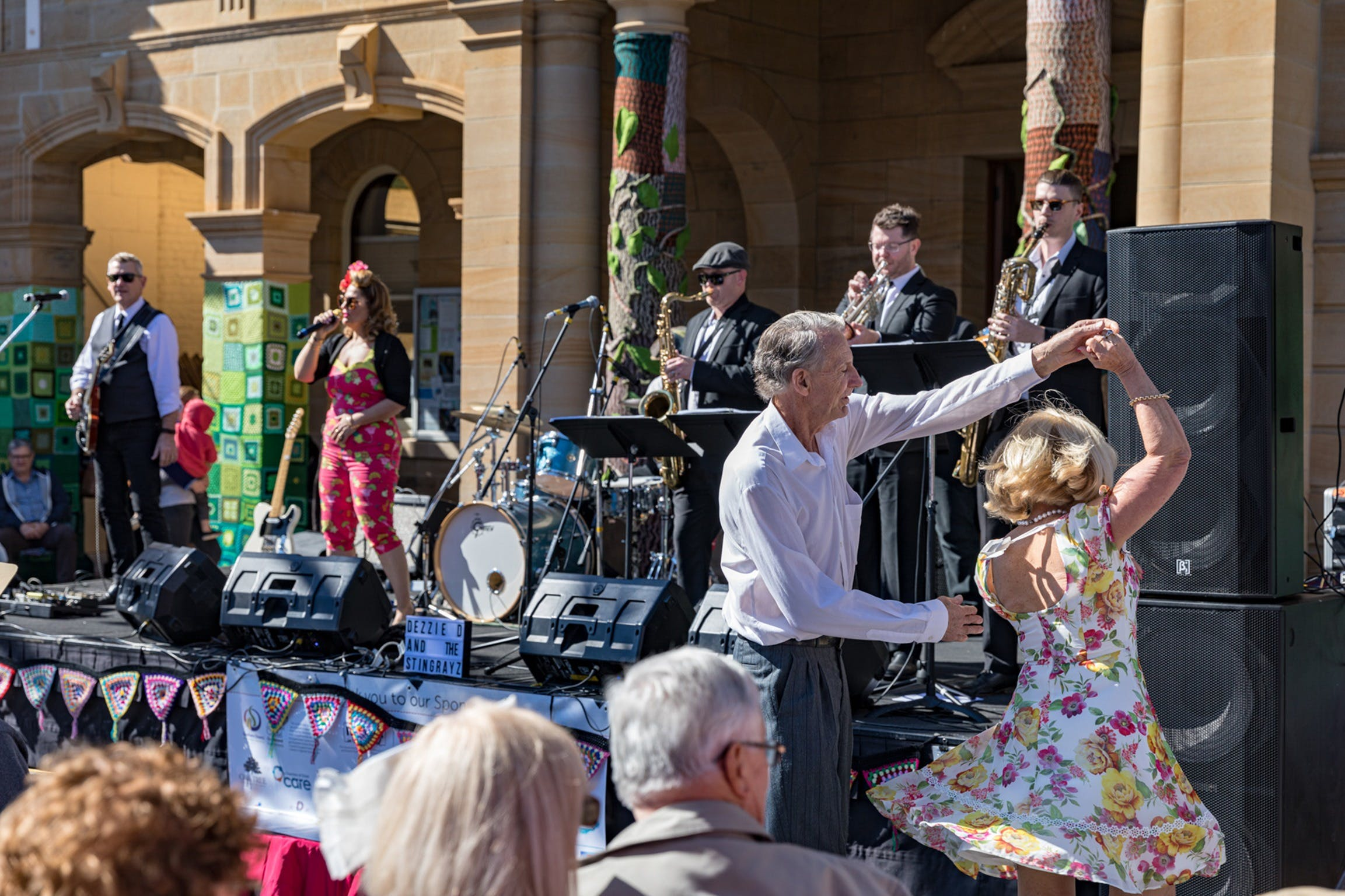 Jumpers and Jazz in July Festival - Tourism Adelaide