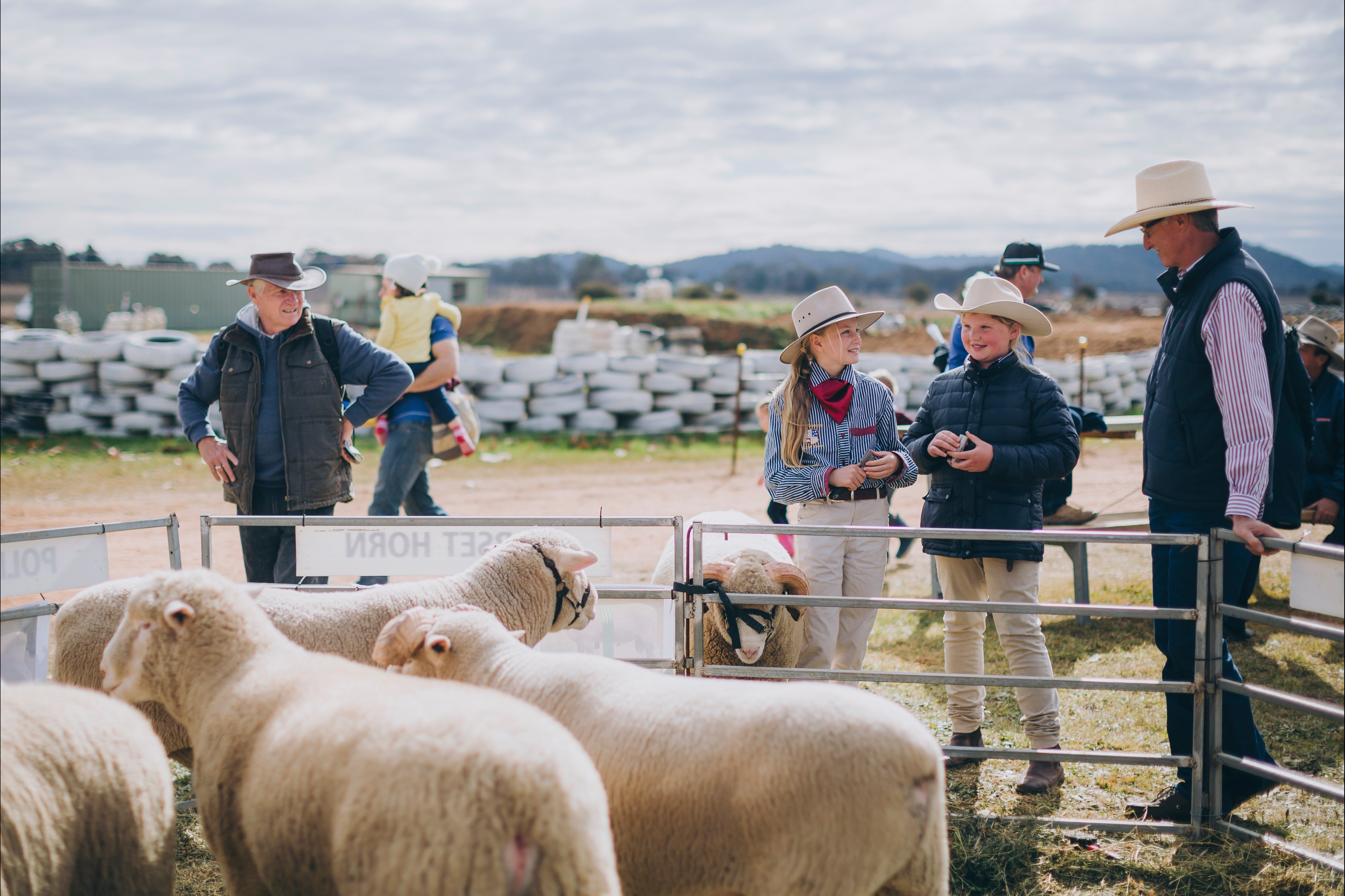 Mudgee Small Farm Field Days - Tourism Adelaide