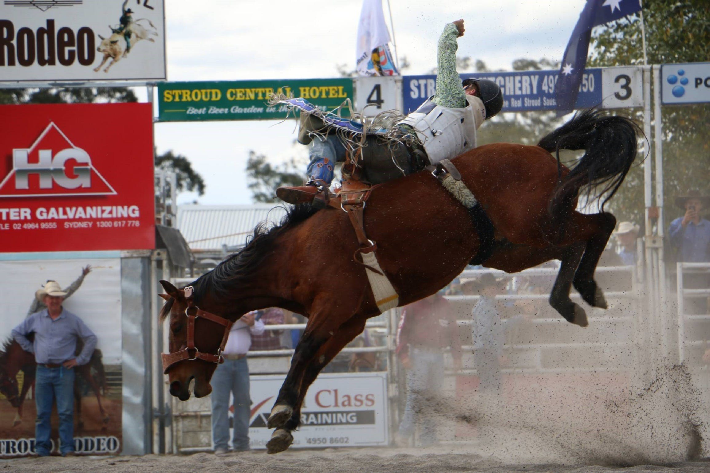 Stroud Rodeo and Campdraft - Tourism Adelaide