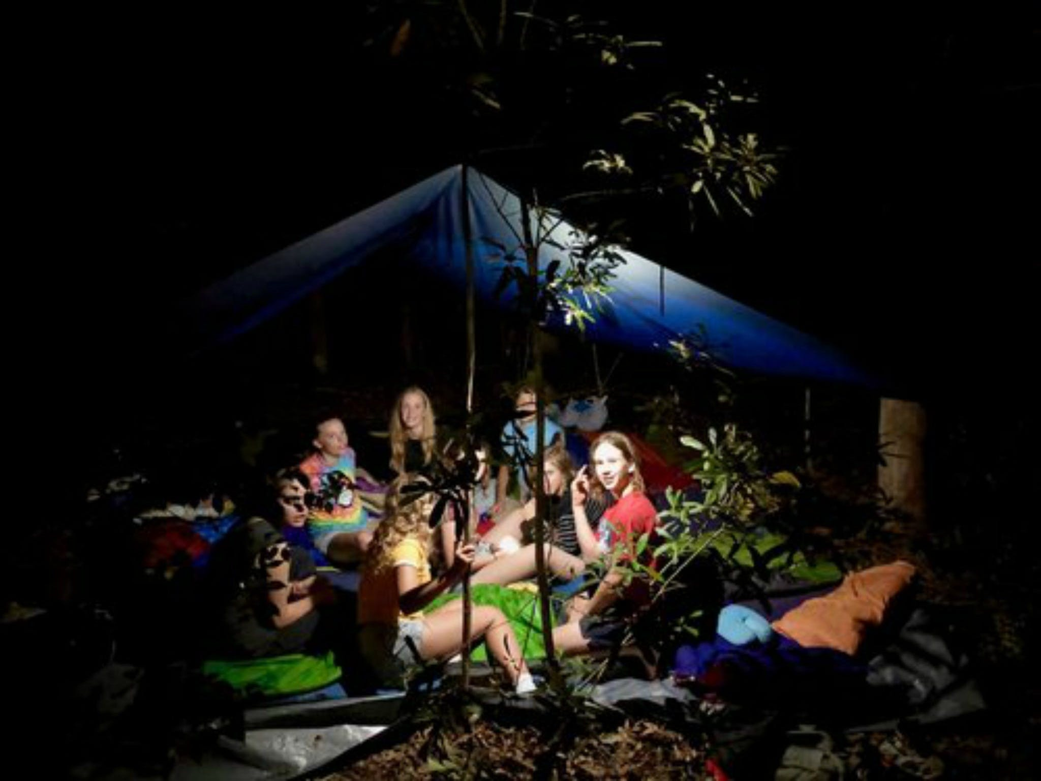 Summer  Family Nature Camp - Tourism Adelaide