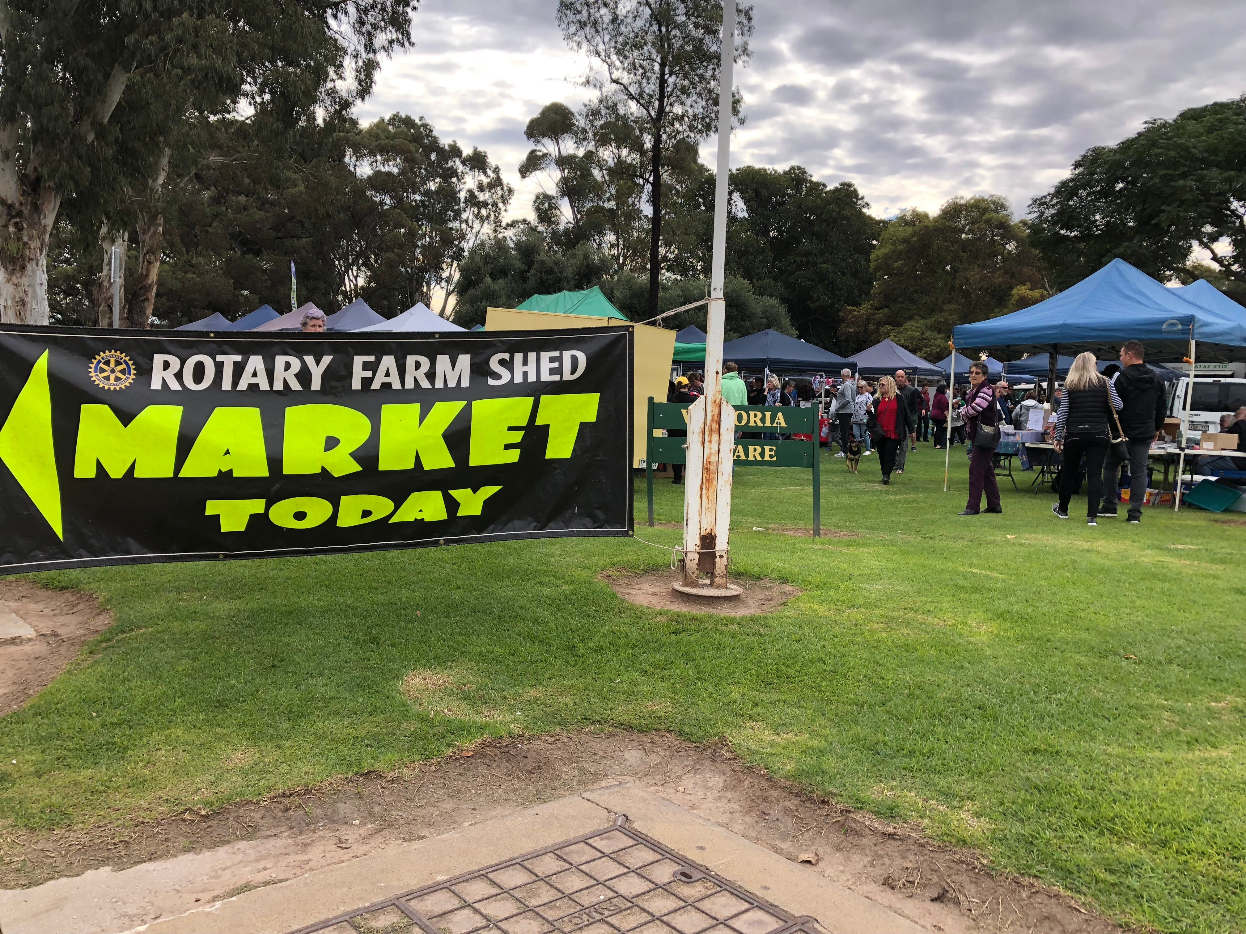 The Rotary Markets Kadina - Tourism Adelaide