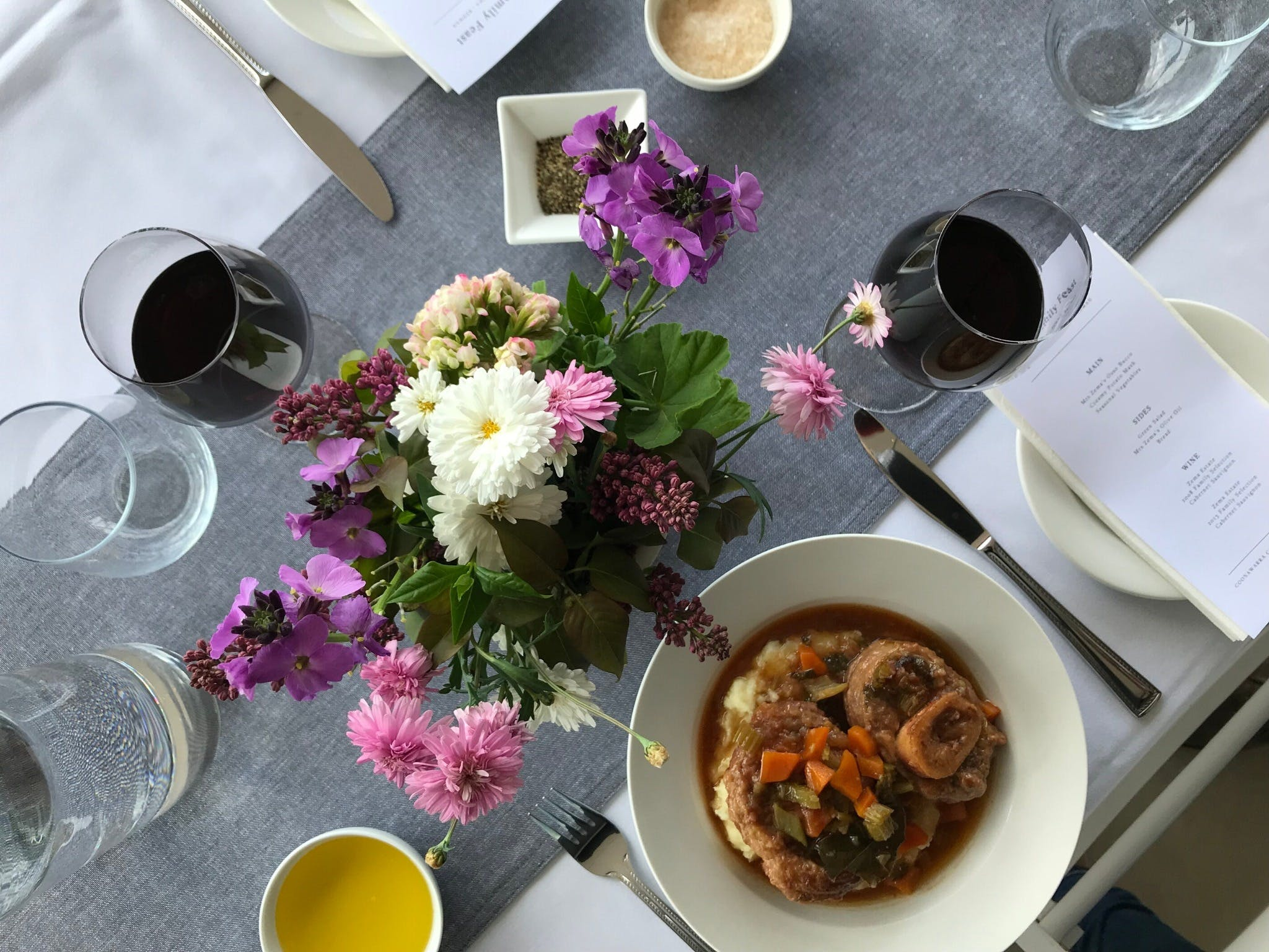 The Family Feast  Three Coonawarra families three tables three courses. - Tourism Adelaide