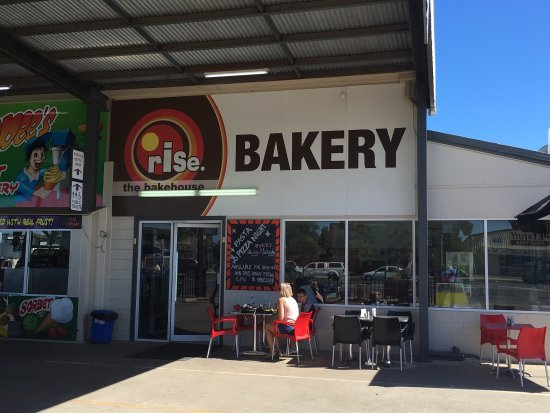 Rise The Bakehouse Biloela - Tourism Adelaide
