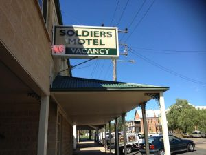 Soldiers Motel - Tourism Adelaide