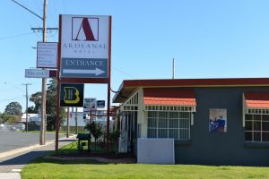 Ardeanal Motel - Tourism Adelaide