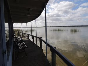 PS Federal Retreat Paddle Steamer Goolwa - Tourism Adelaide
