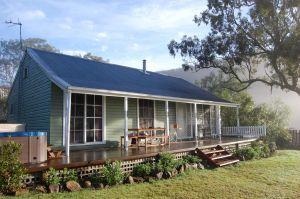 Cadair Cottages - Tourism Adelaide